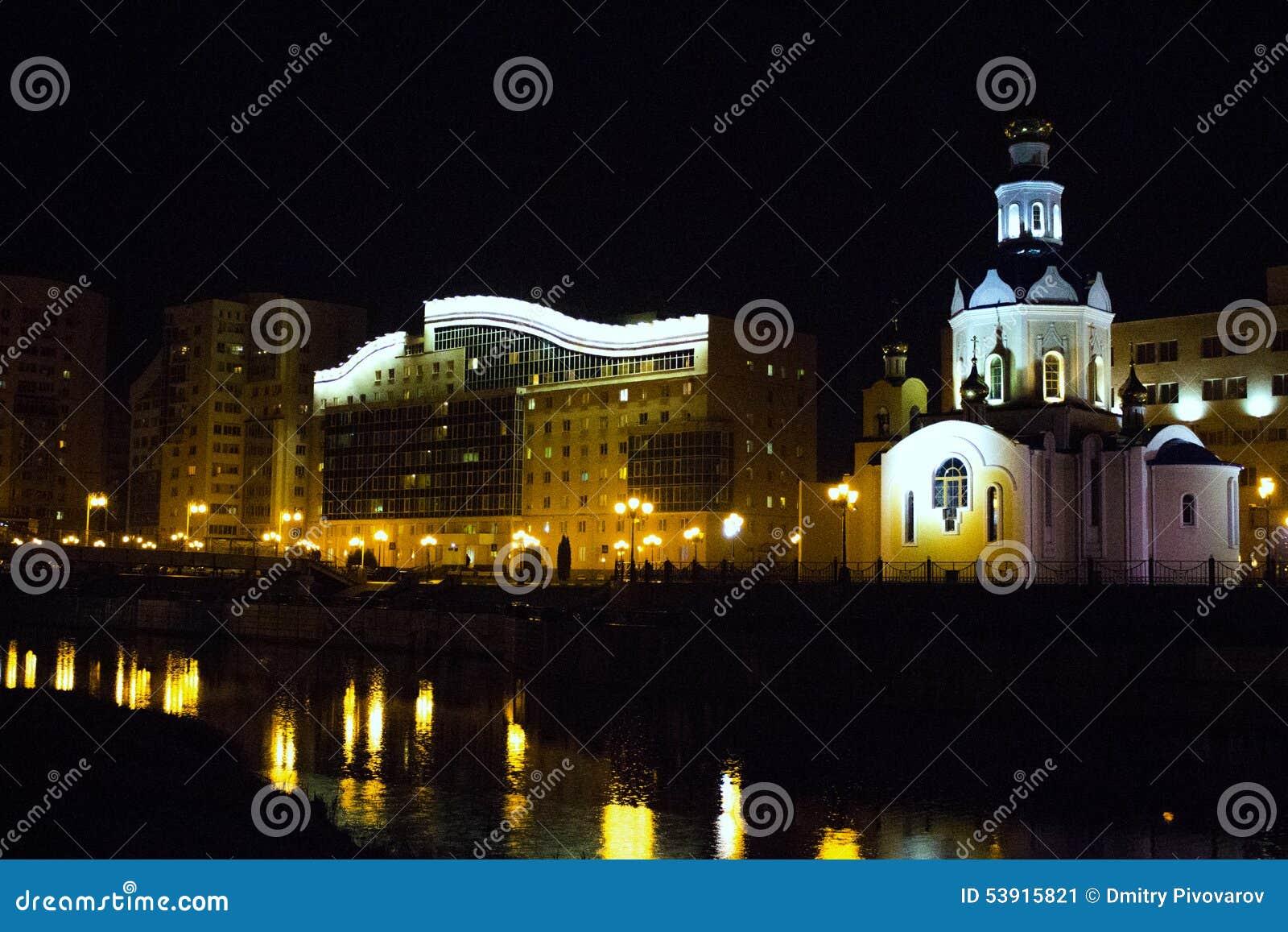 A igreja do arcanjo Gabriel