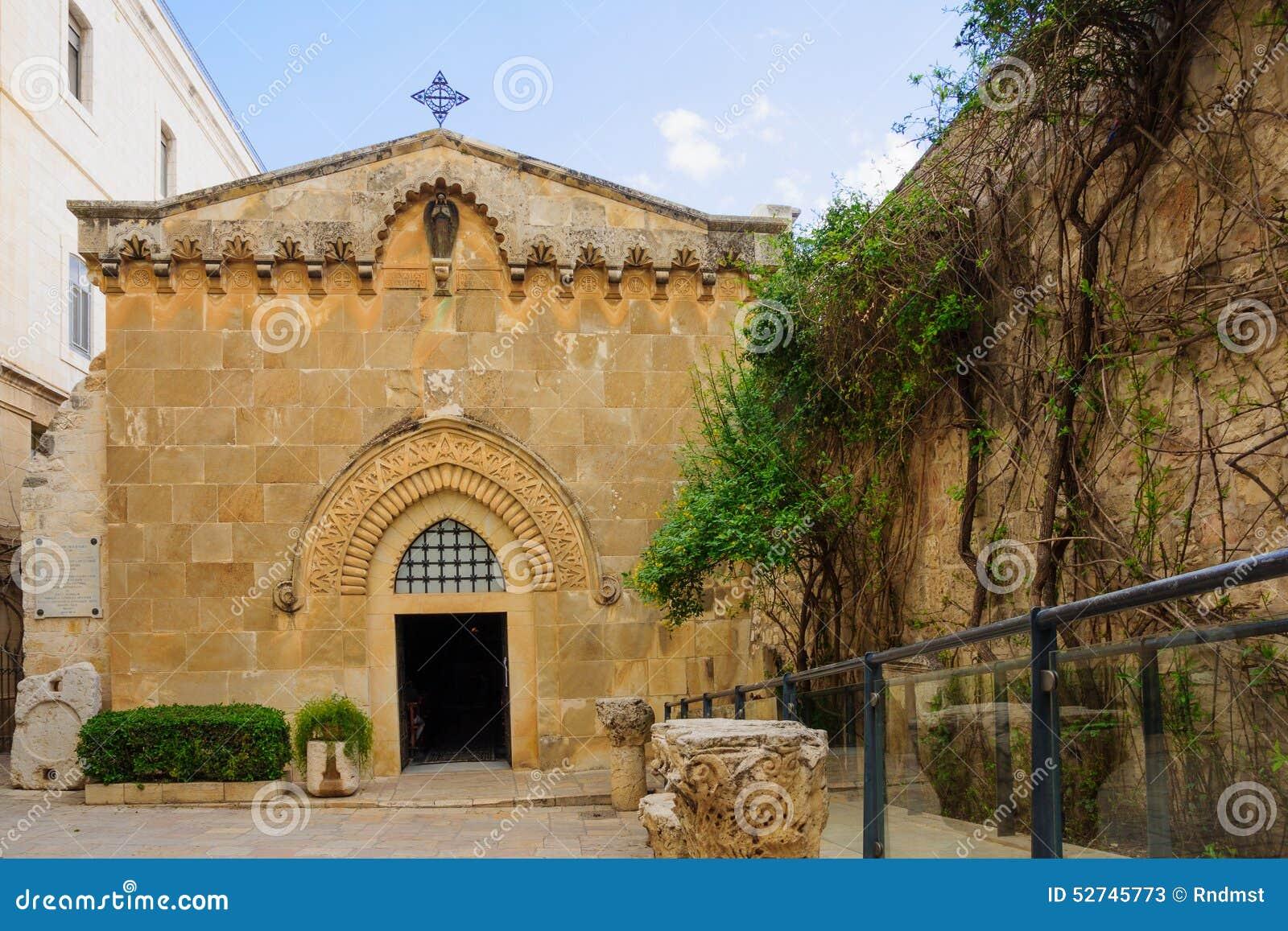 A igreja do flagellation