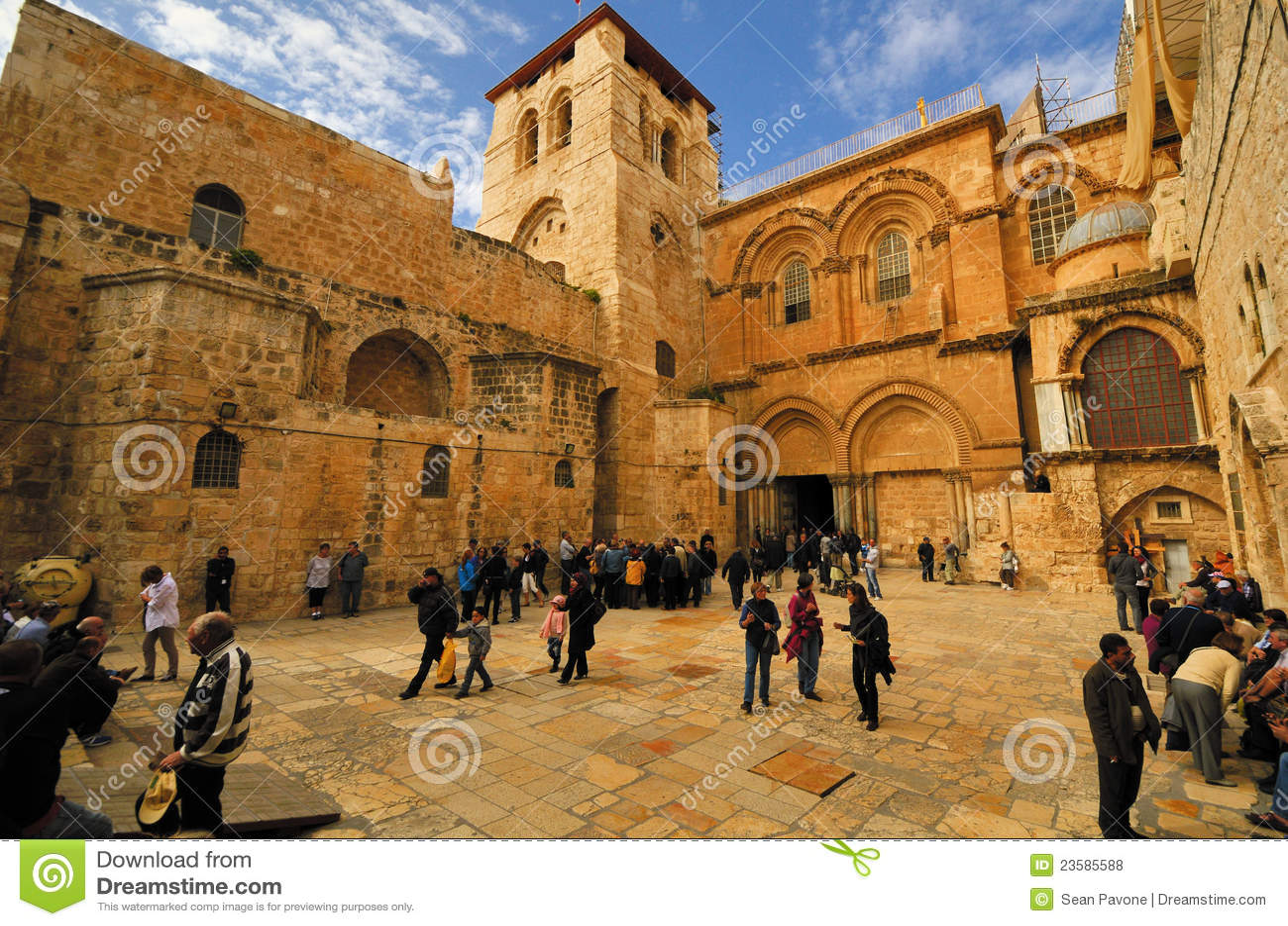 Igreja do Sepulchre santamente