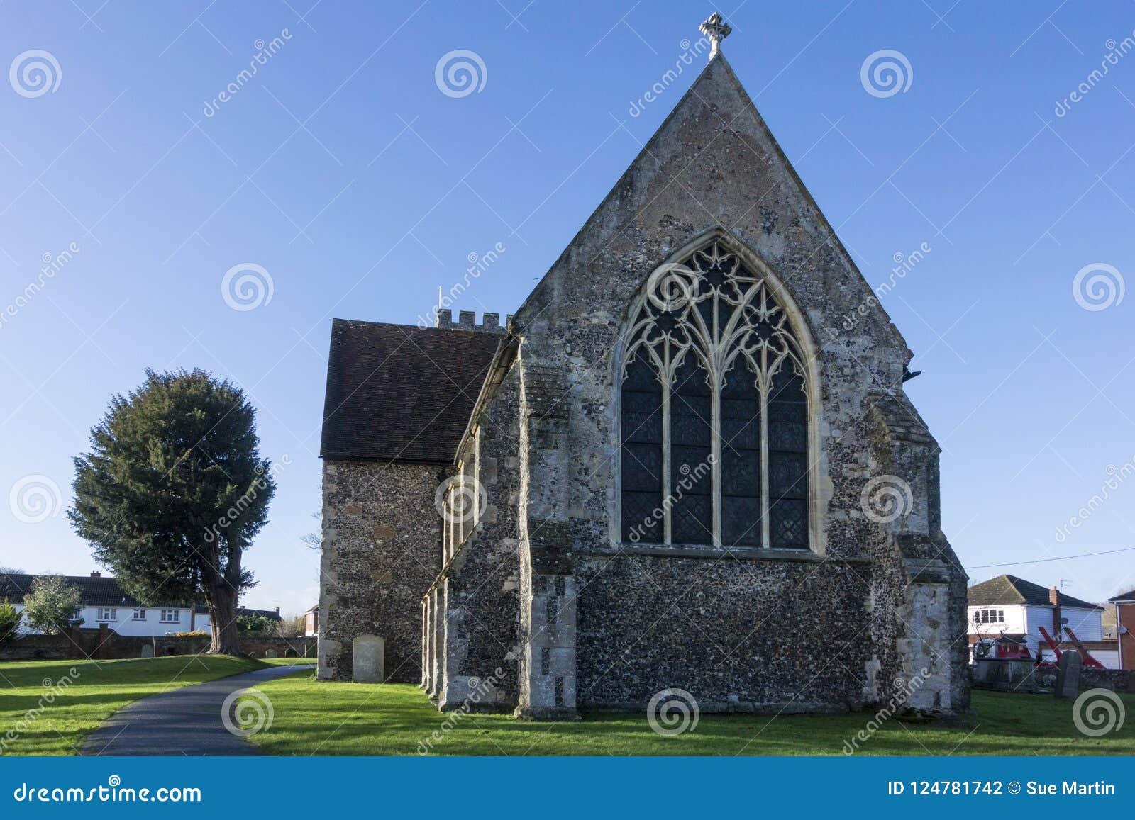 Igreja do St Marys, Chartham, Kent