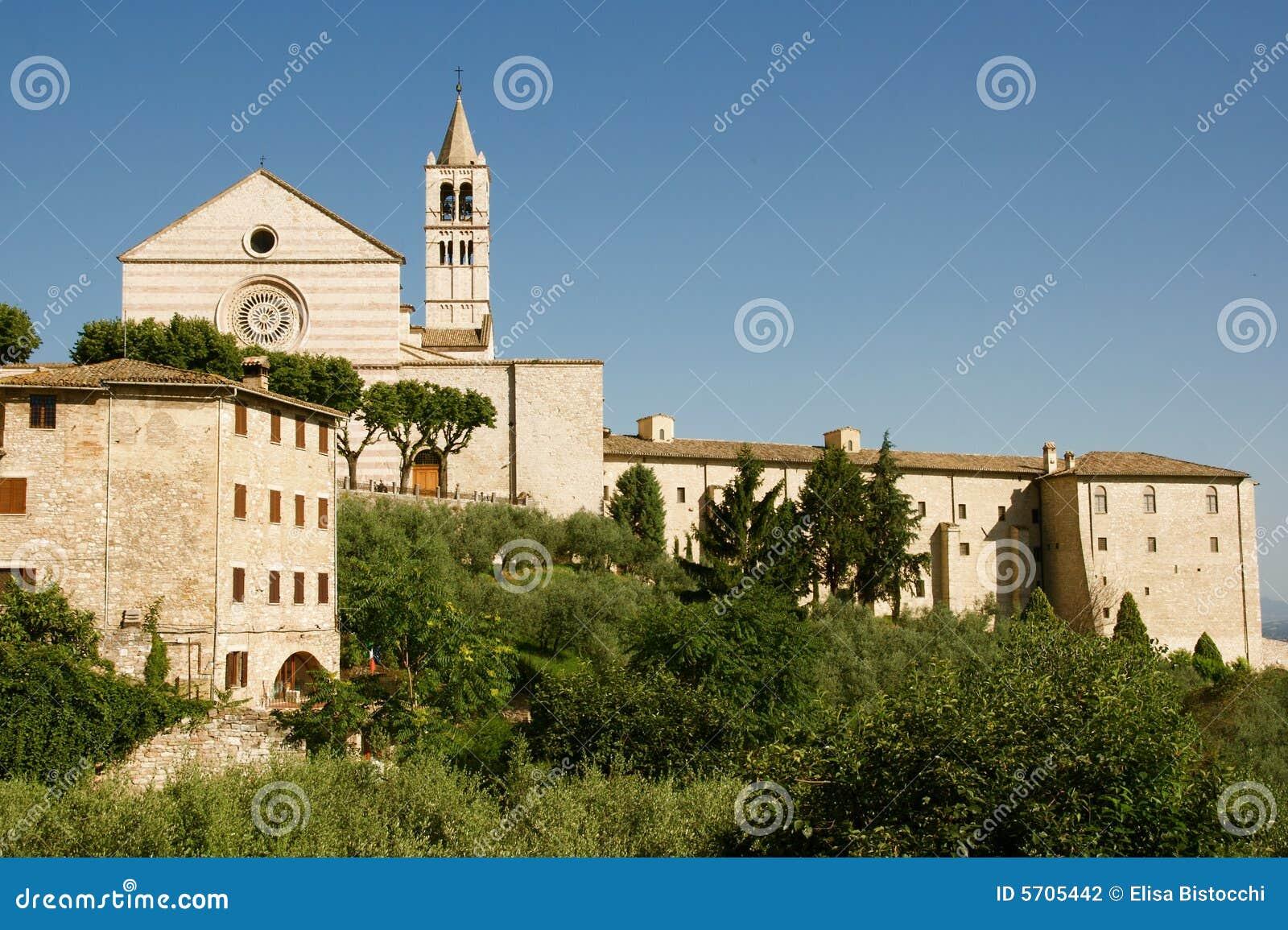 Igreja em Assisi