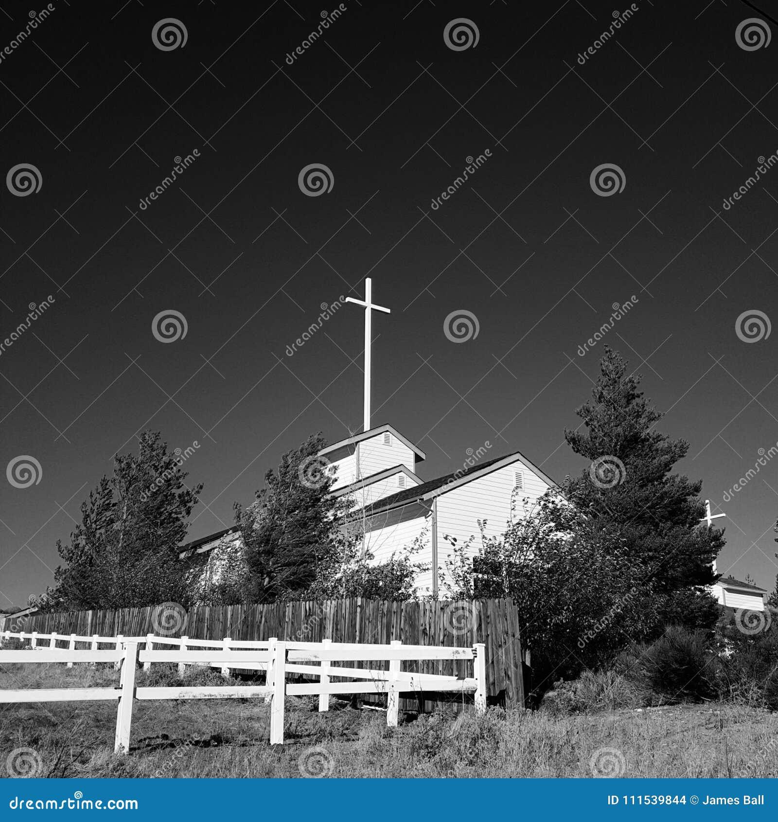 Igreja, Estados Unidos ocidental