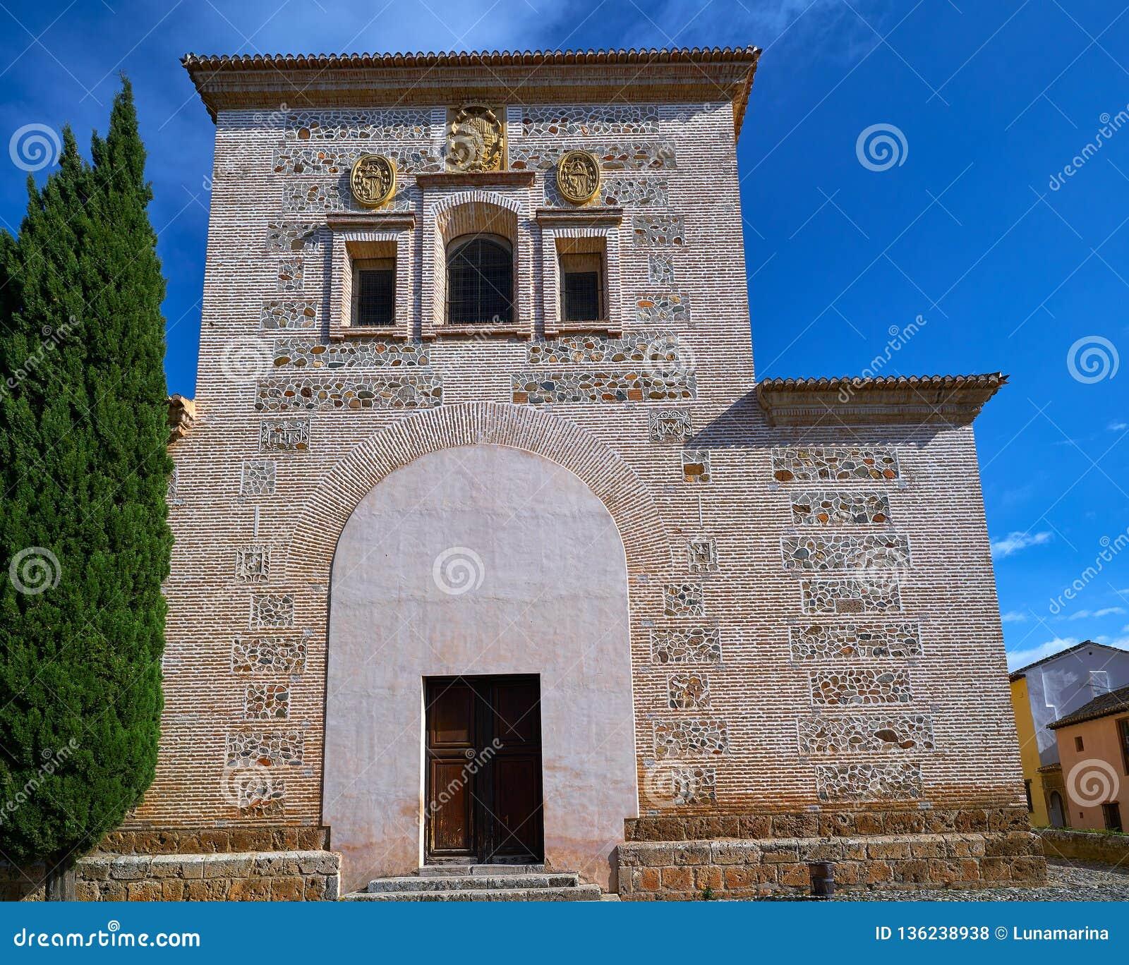 Igreja Granada de Santa Maria de Alhambra