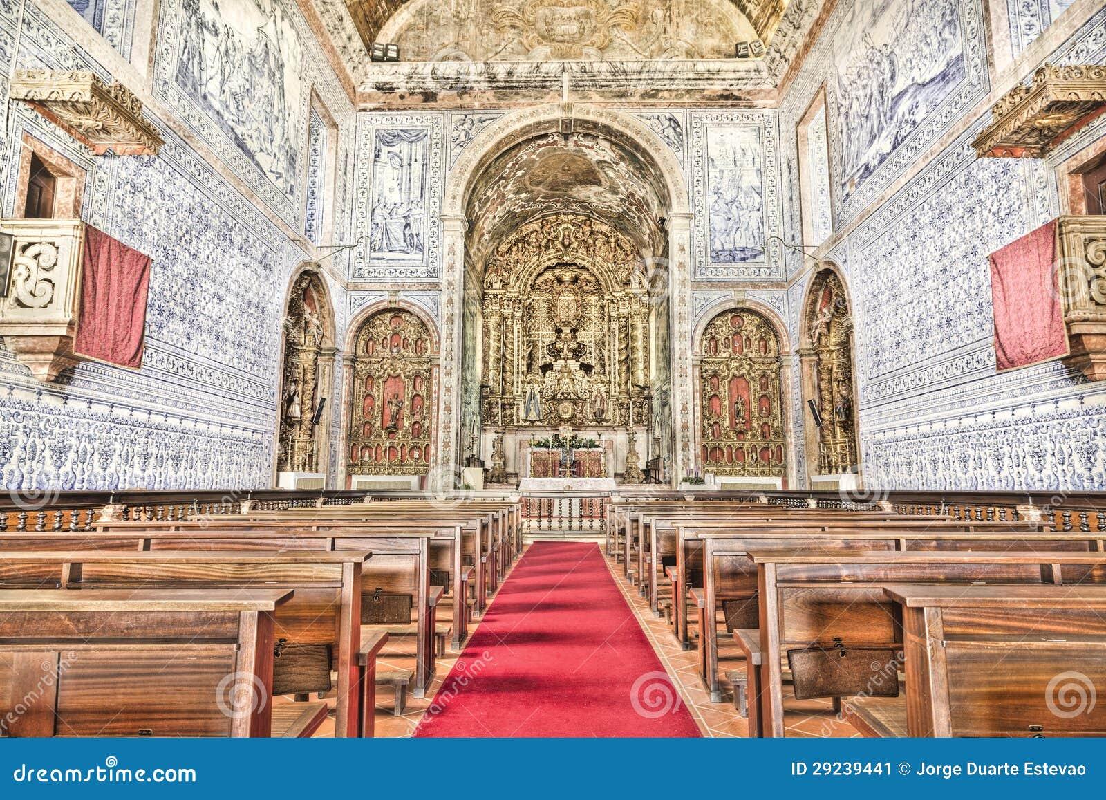 Download Igreja Histórica Em Castro, Verde, O Alentejo, Portugal Imagem de Stock - Imagem de portuguese, lugares: 29239441