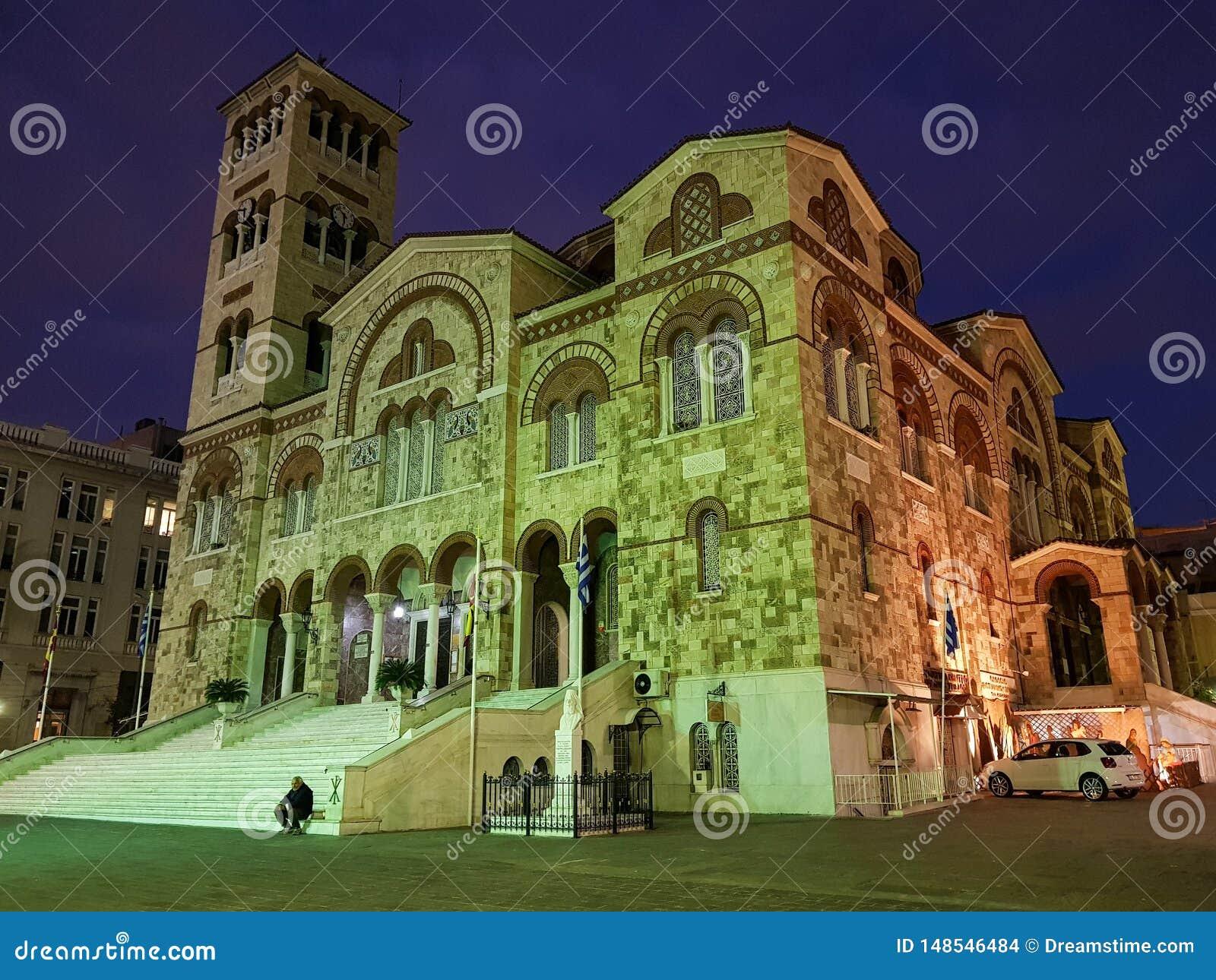 Igreja ortodoxa da trindade santamente