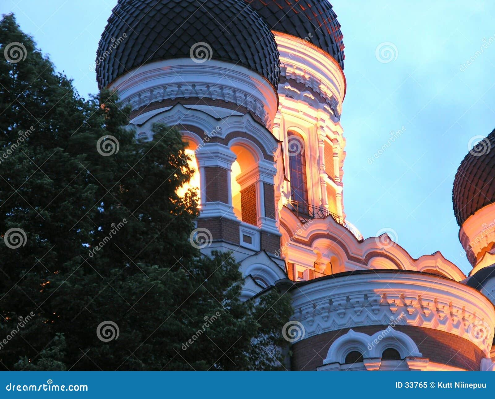 Igreja ortodoxa do russo