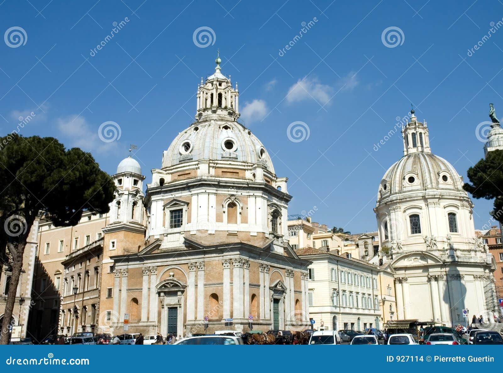 Igrejas de Venezia da praça
