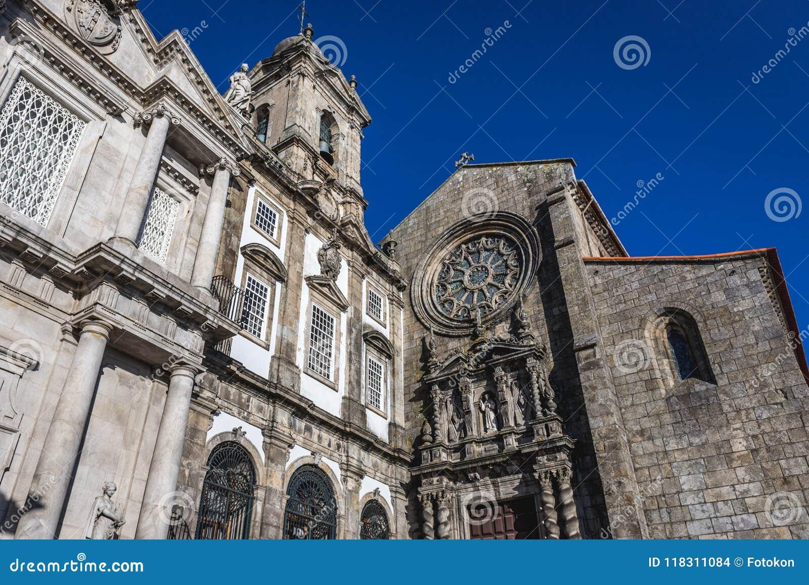 Igrejas em Porto