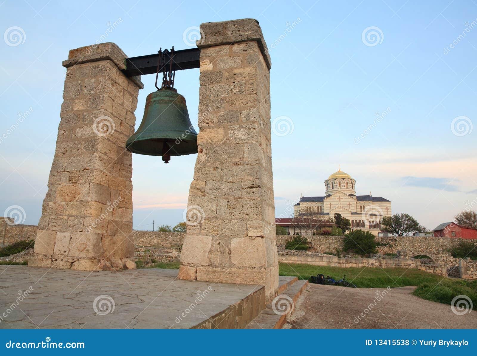 Igualación de la alarma antigua de Chersonesos