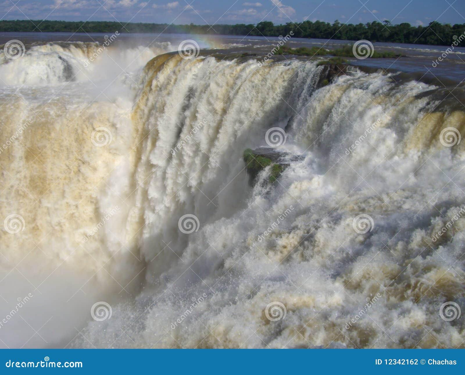 Iguazu瀑布