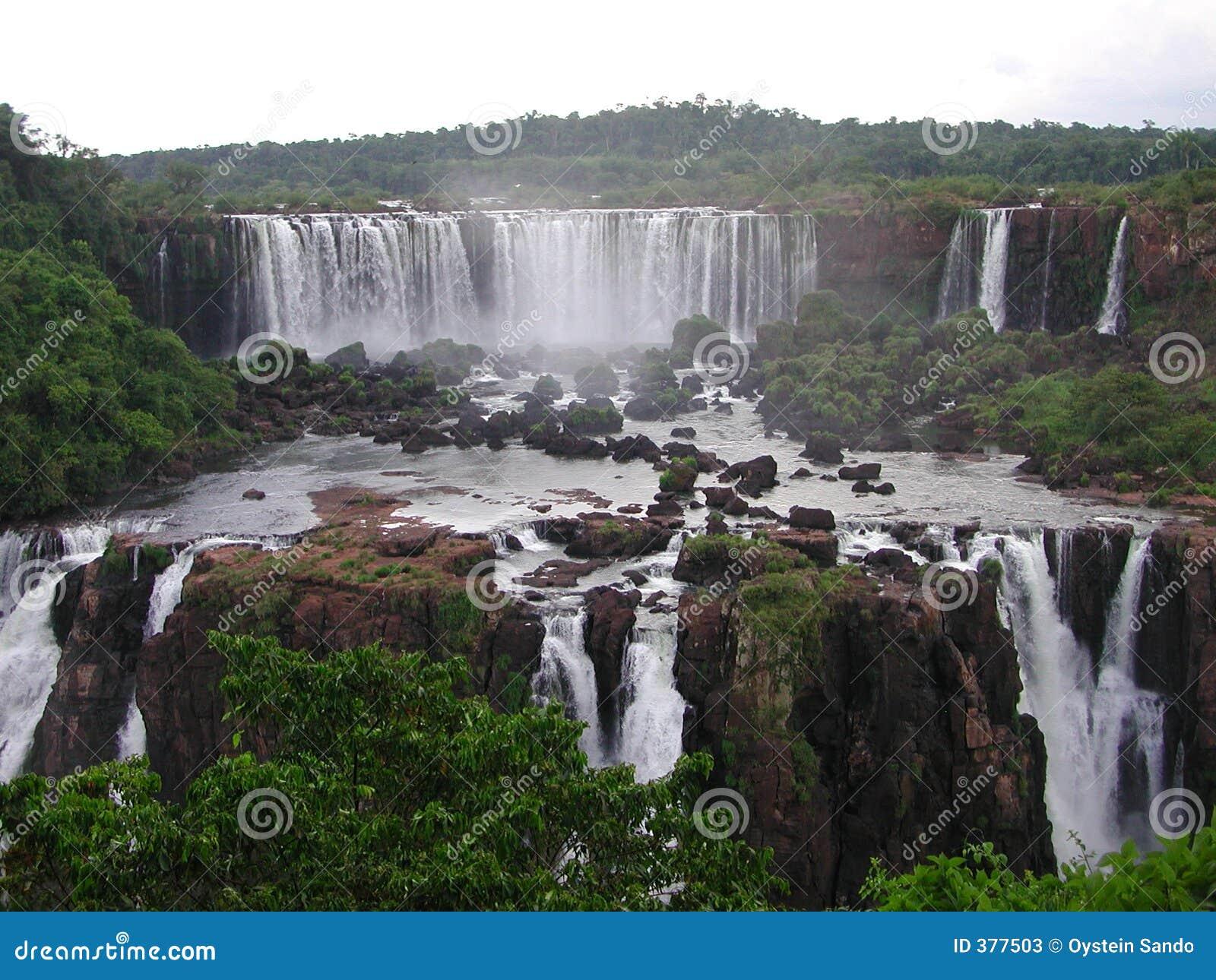 Iguazu de foz