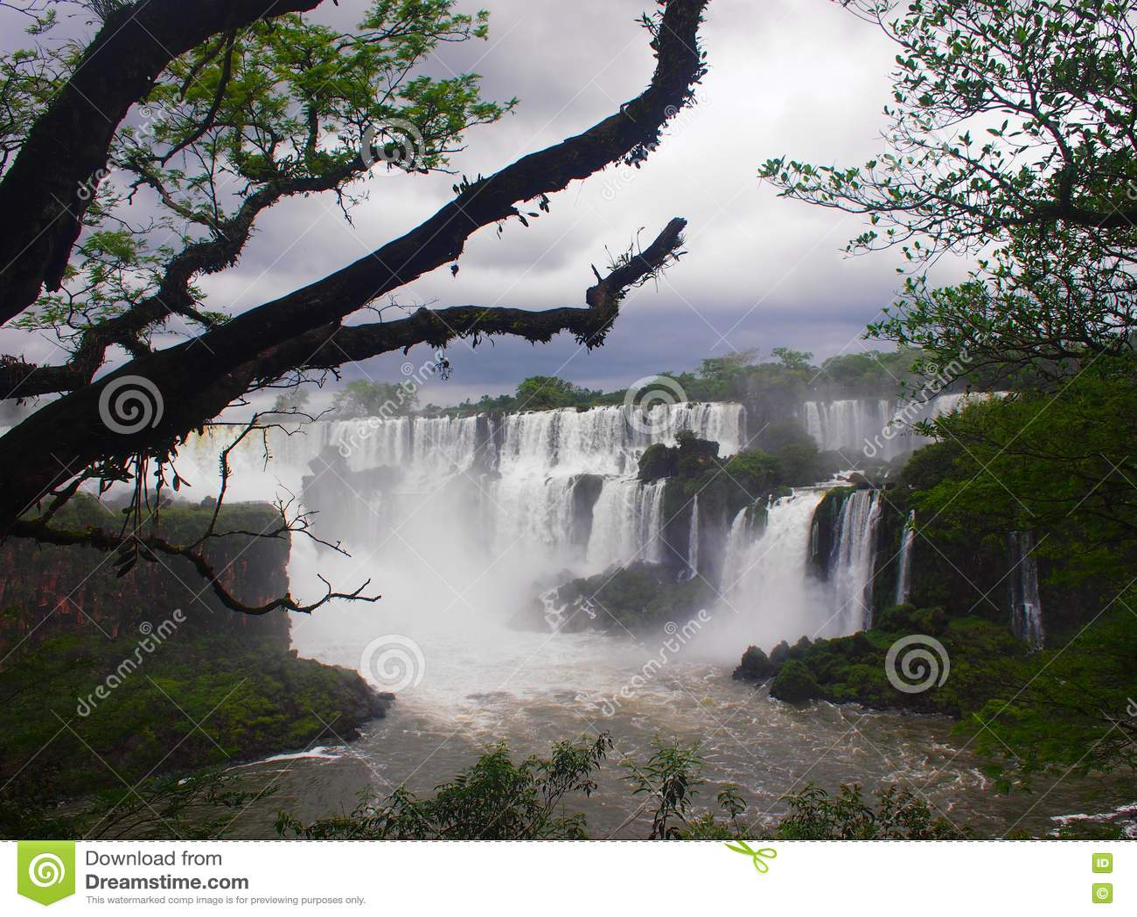 Iguazu Falls, Argentine