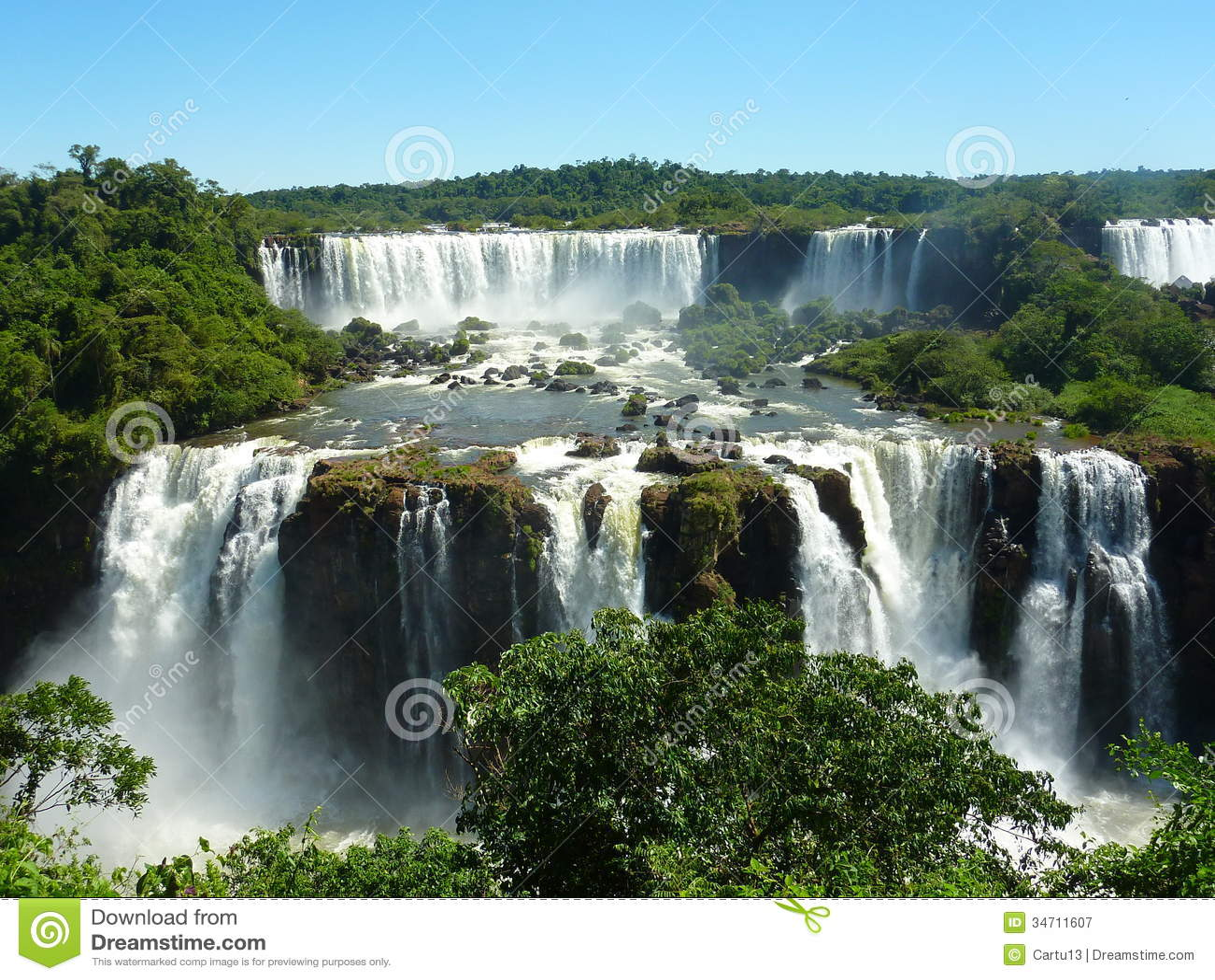 Iguazudalingen.