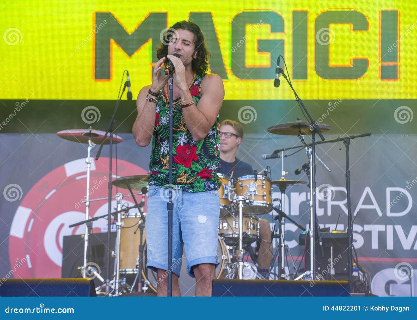 IHeartRadio Music Festival editorial photo  Image of rhythm