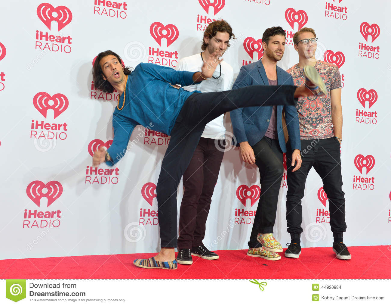 IHeartRadio Music Festival editorial stock image. Image of ...