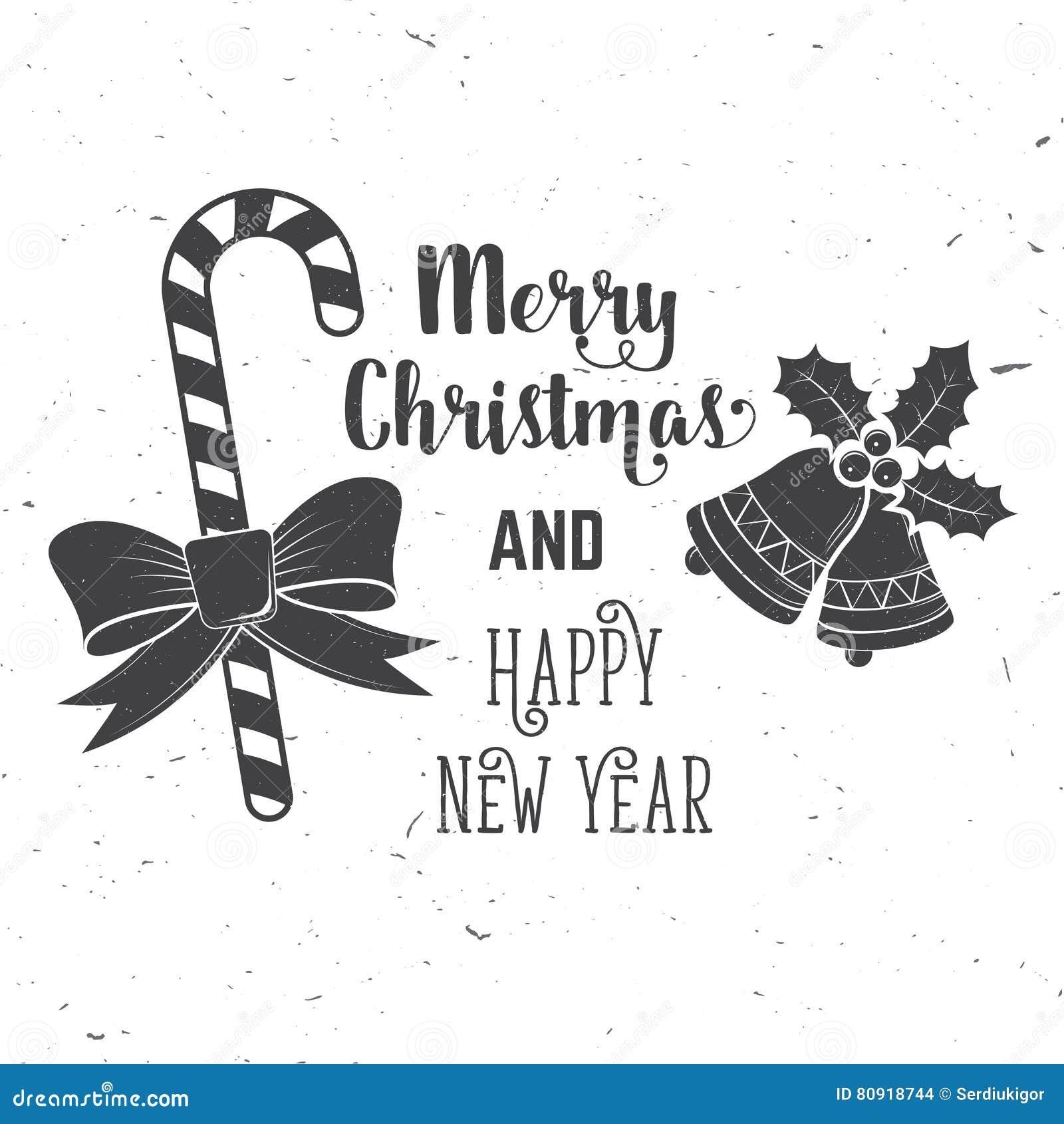 Ihnen Sehr Glückliches Weihnachten Wünschen Typografie-Design Vektor ...