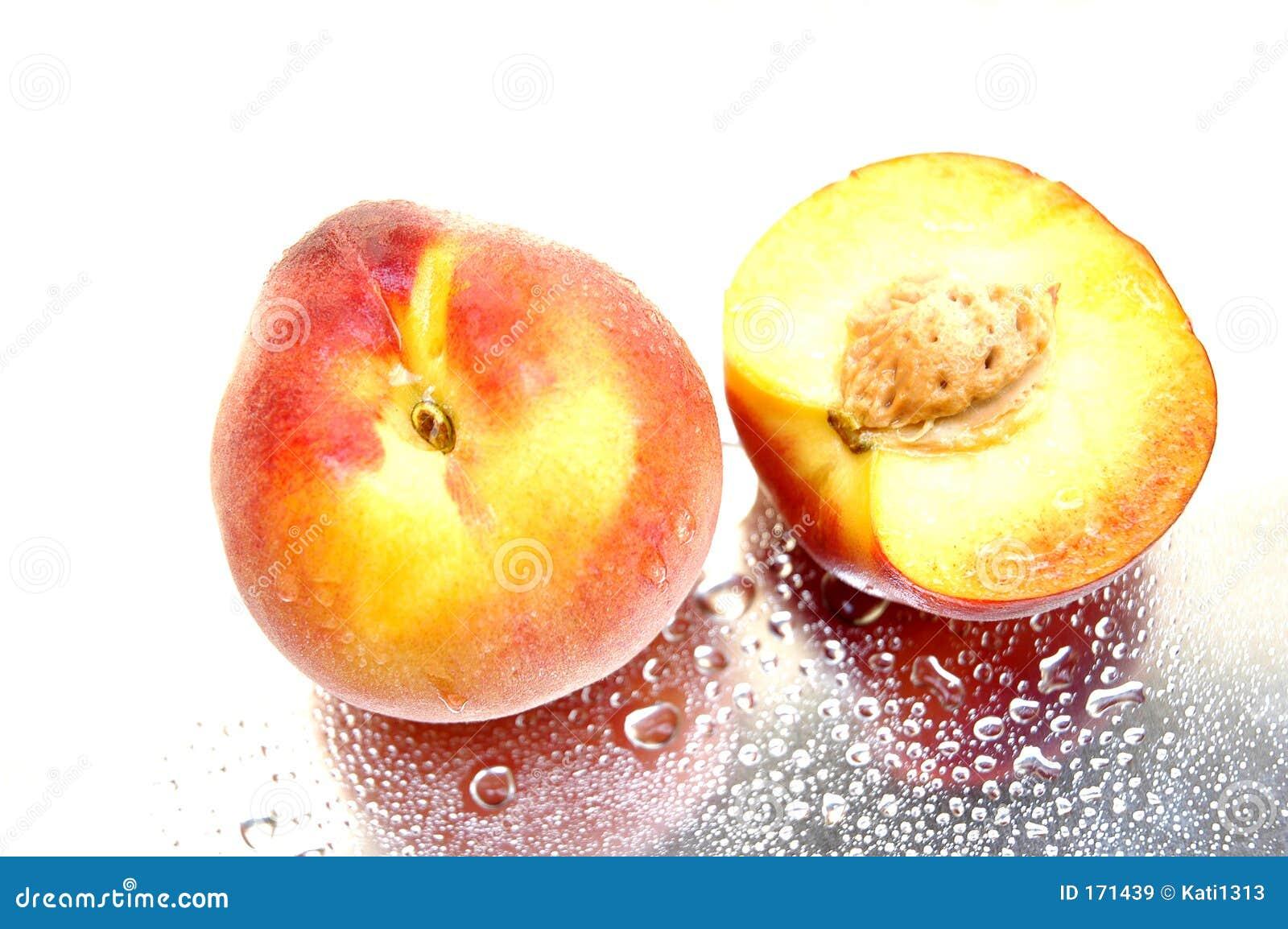 Ii湿的桃子