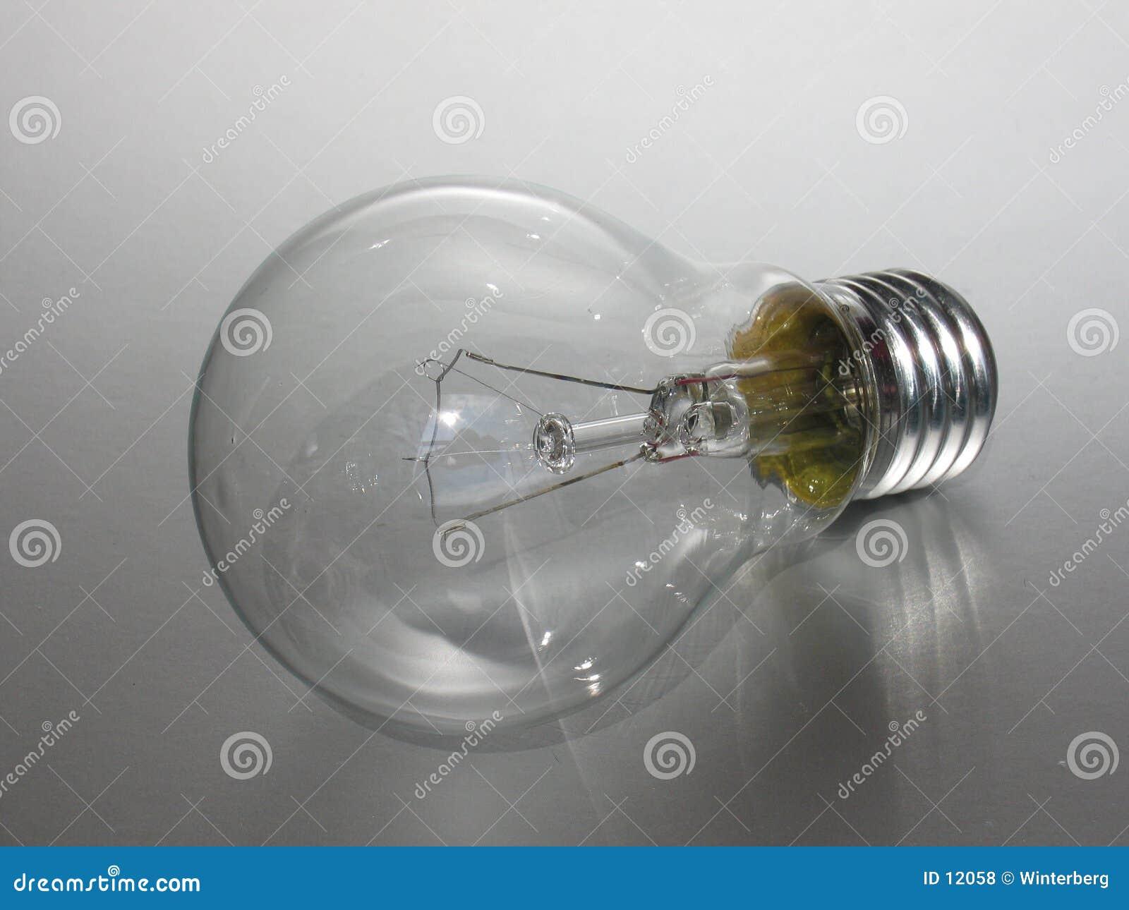 Ii światła żarówki
