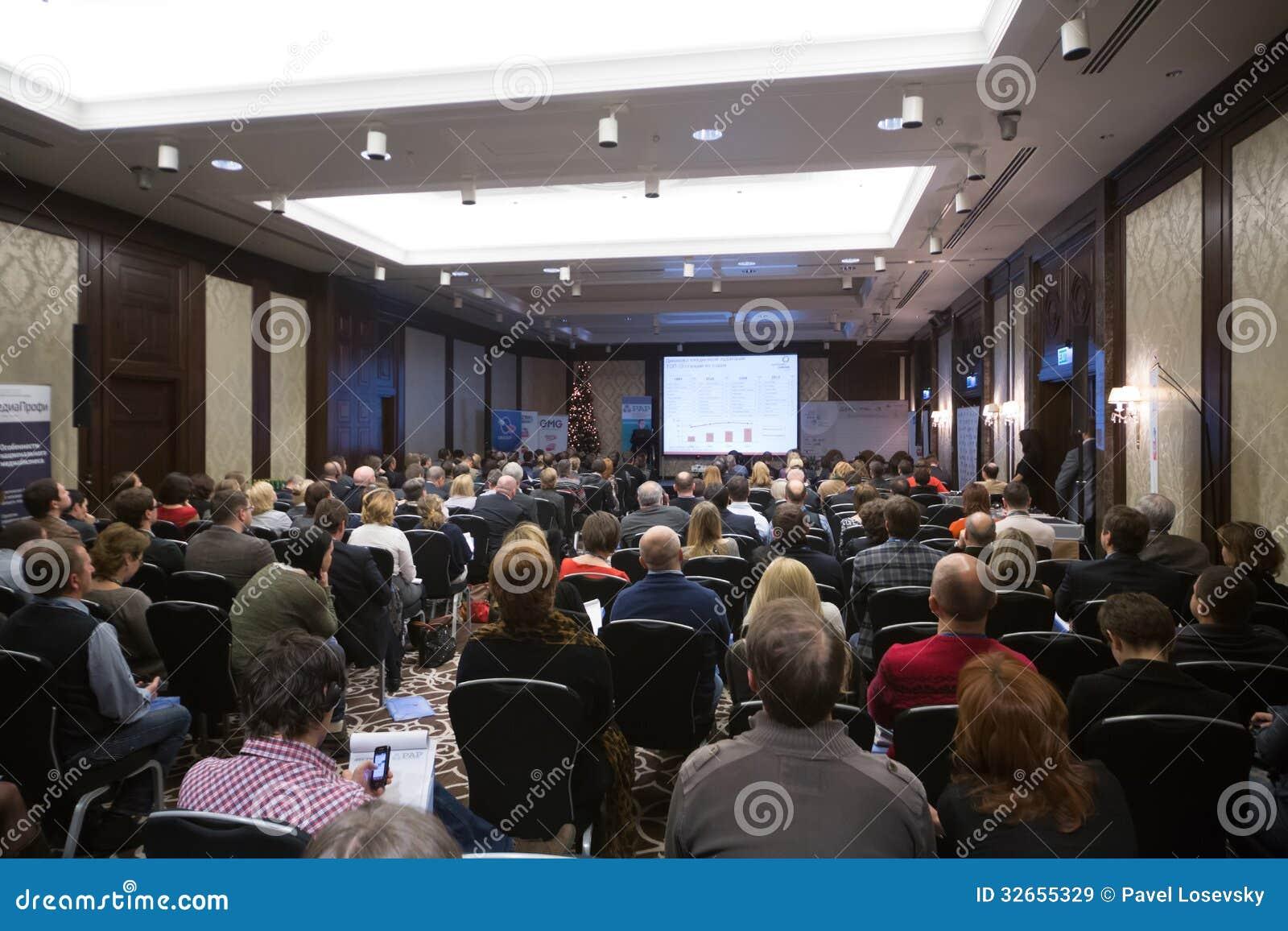 II conferenza internazionale dell annuale dei capi e degli specialisti principali dei media