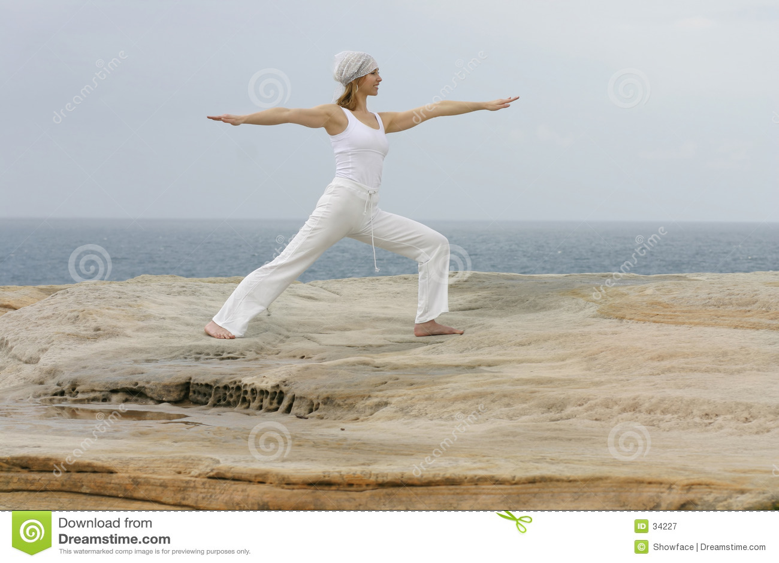 Ii virabhadrasana瑜伽