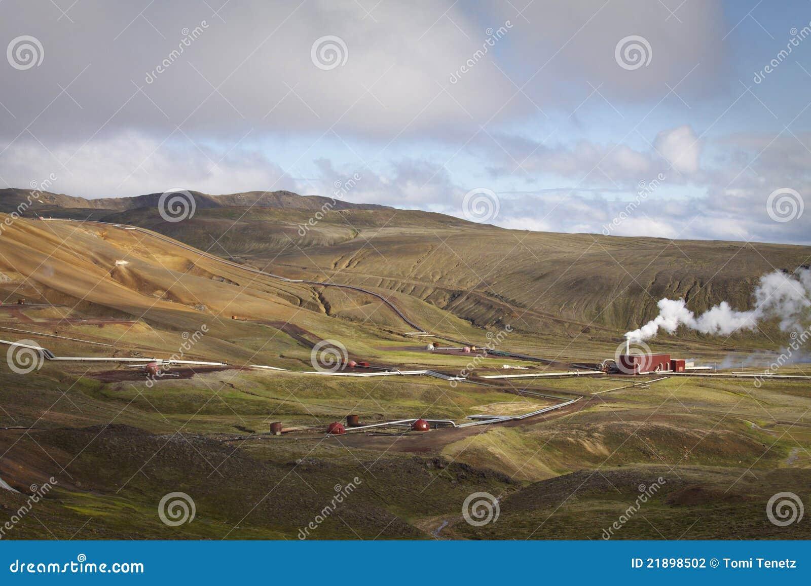 geothermische energie referat