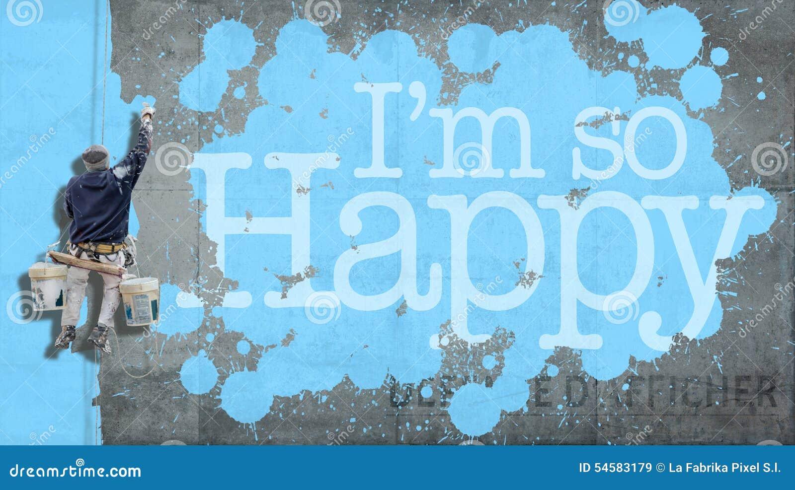 ik ben zo gelukkig
