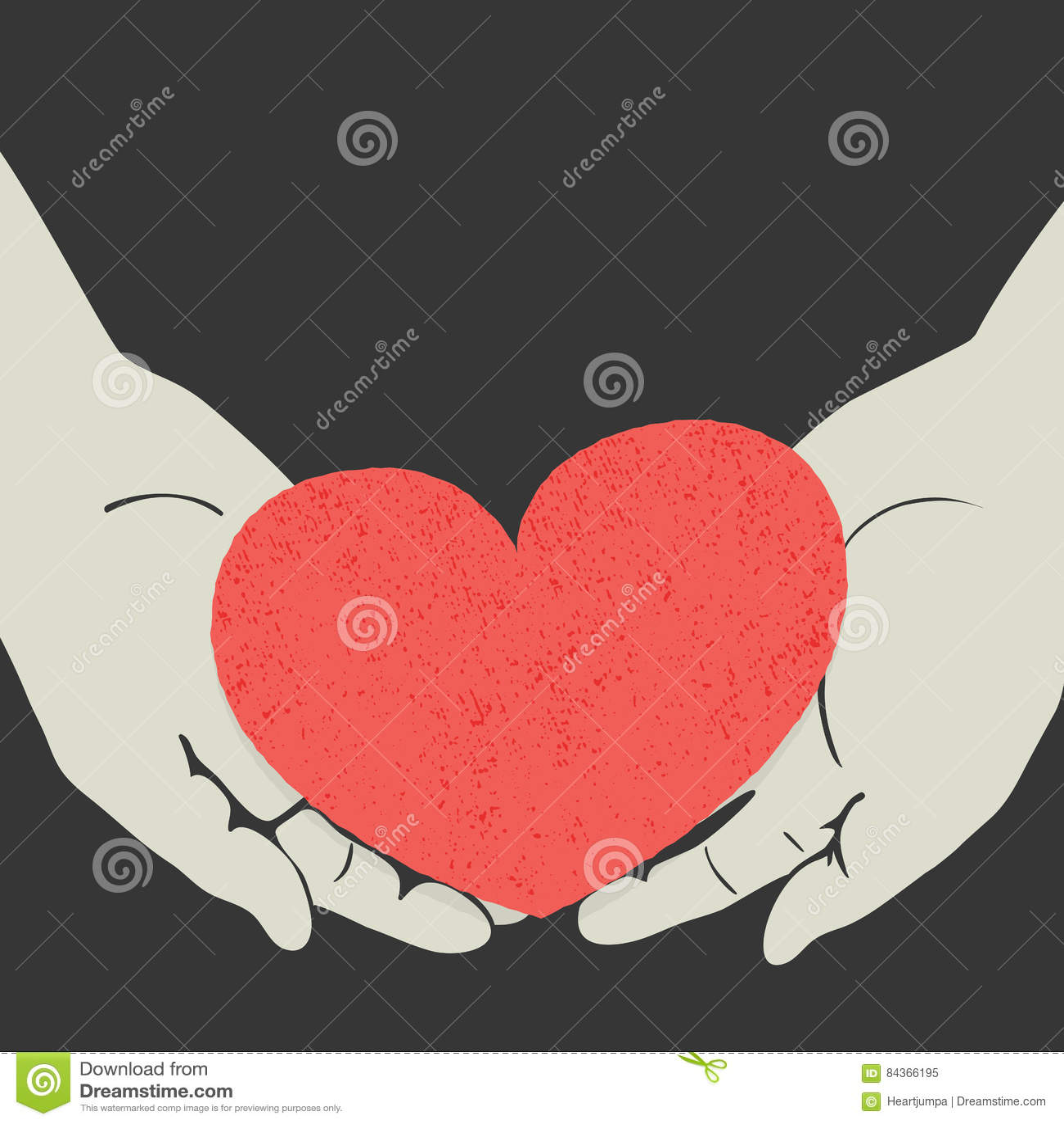 Ik geef u mijn hart