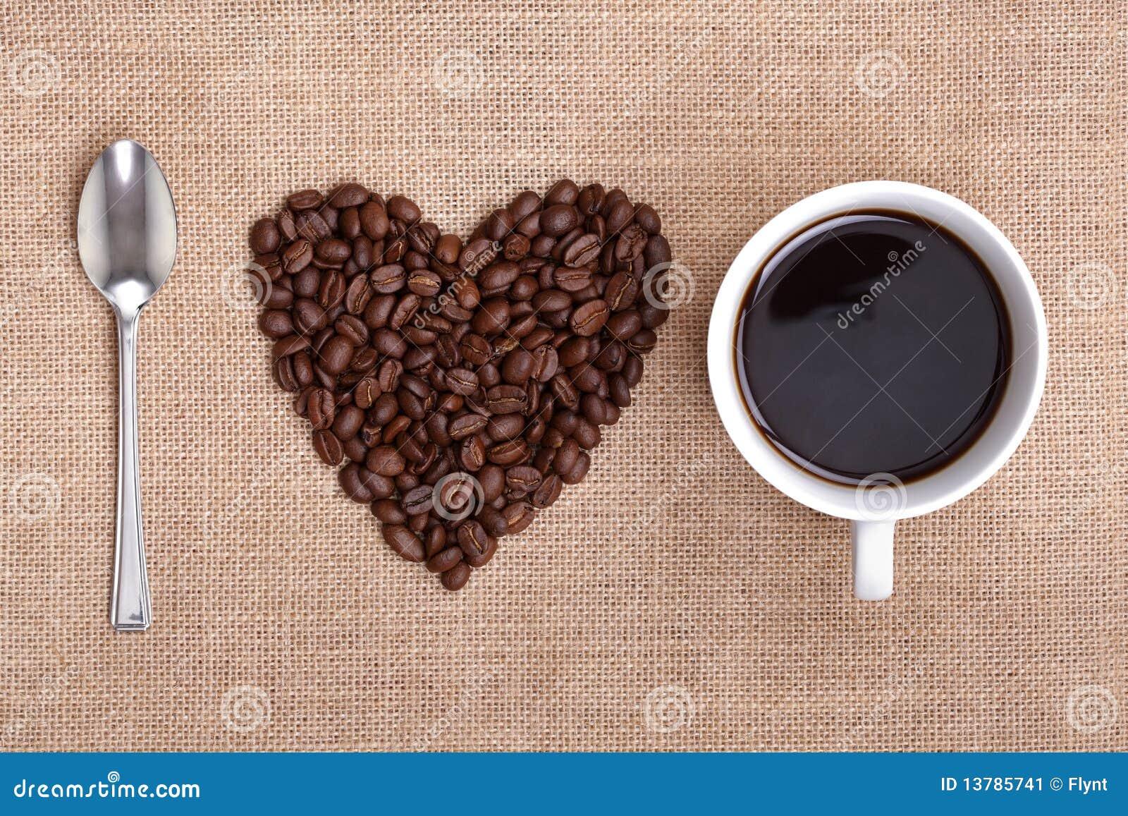 Ik houd van koffie