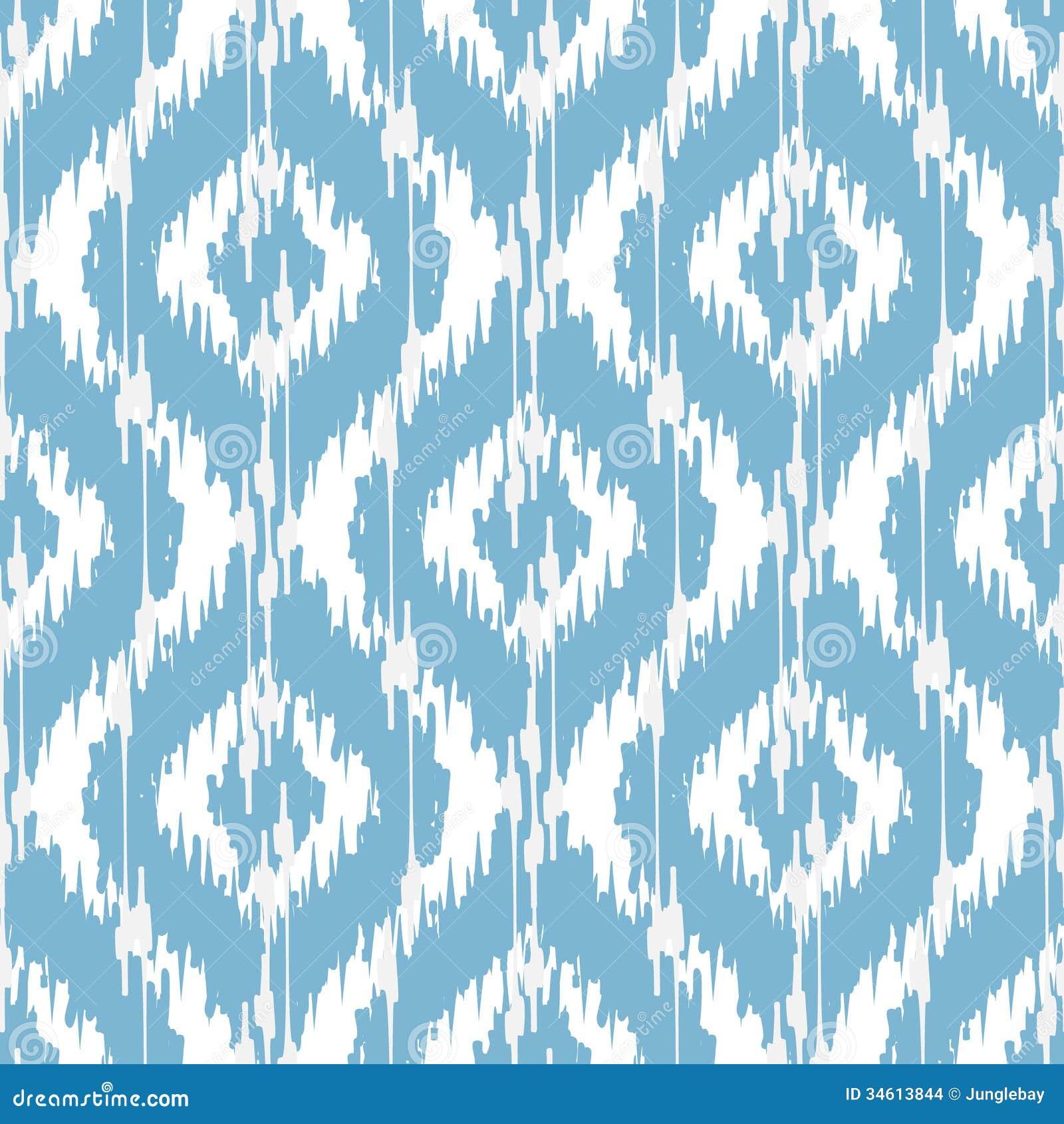 ikat damask stock images image 34613844. Black Bedroom Furniture Sets. Home Design Ideas