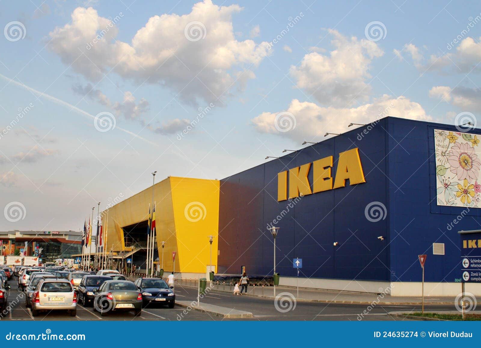 Ikea armazena