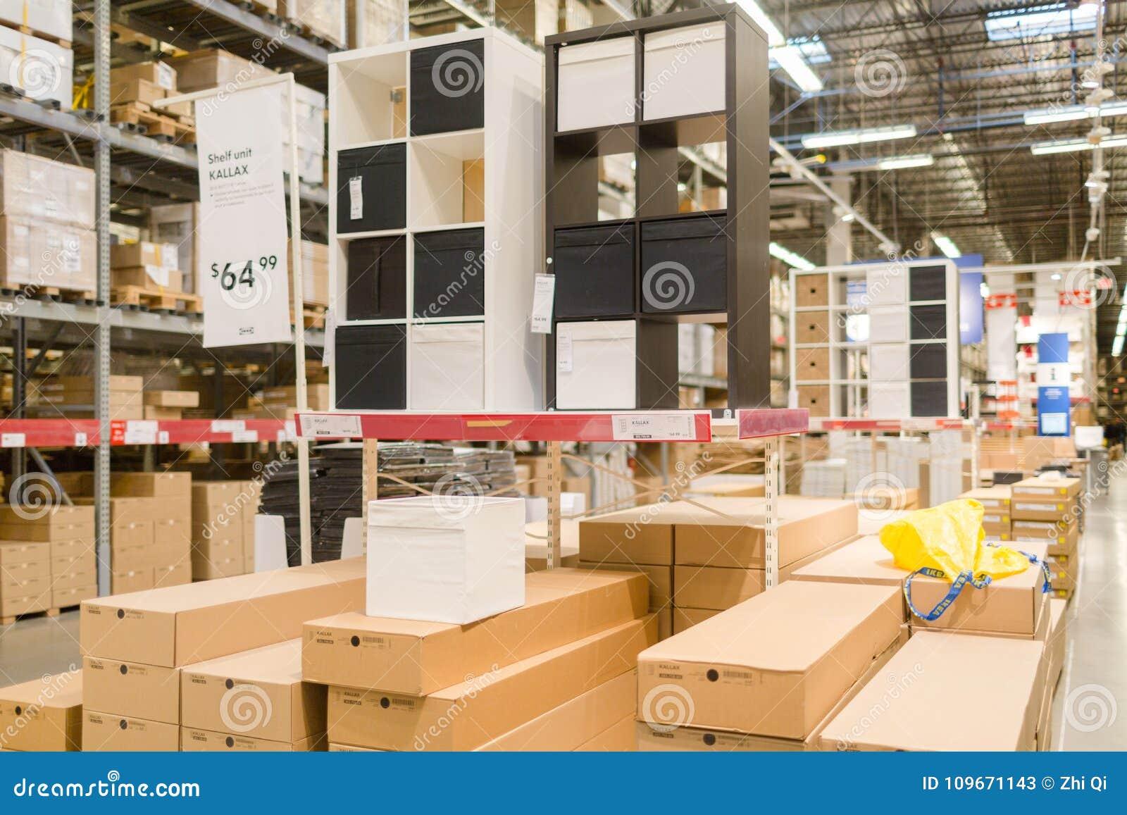 Ikea Jest Wielonarodowym Firmą Który Projektuje I Sprzedaje