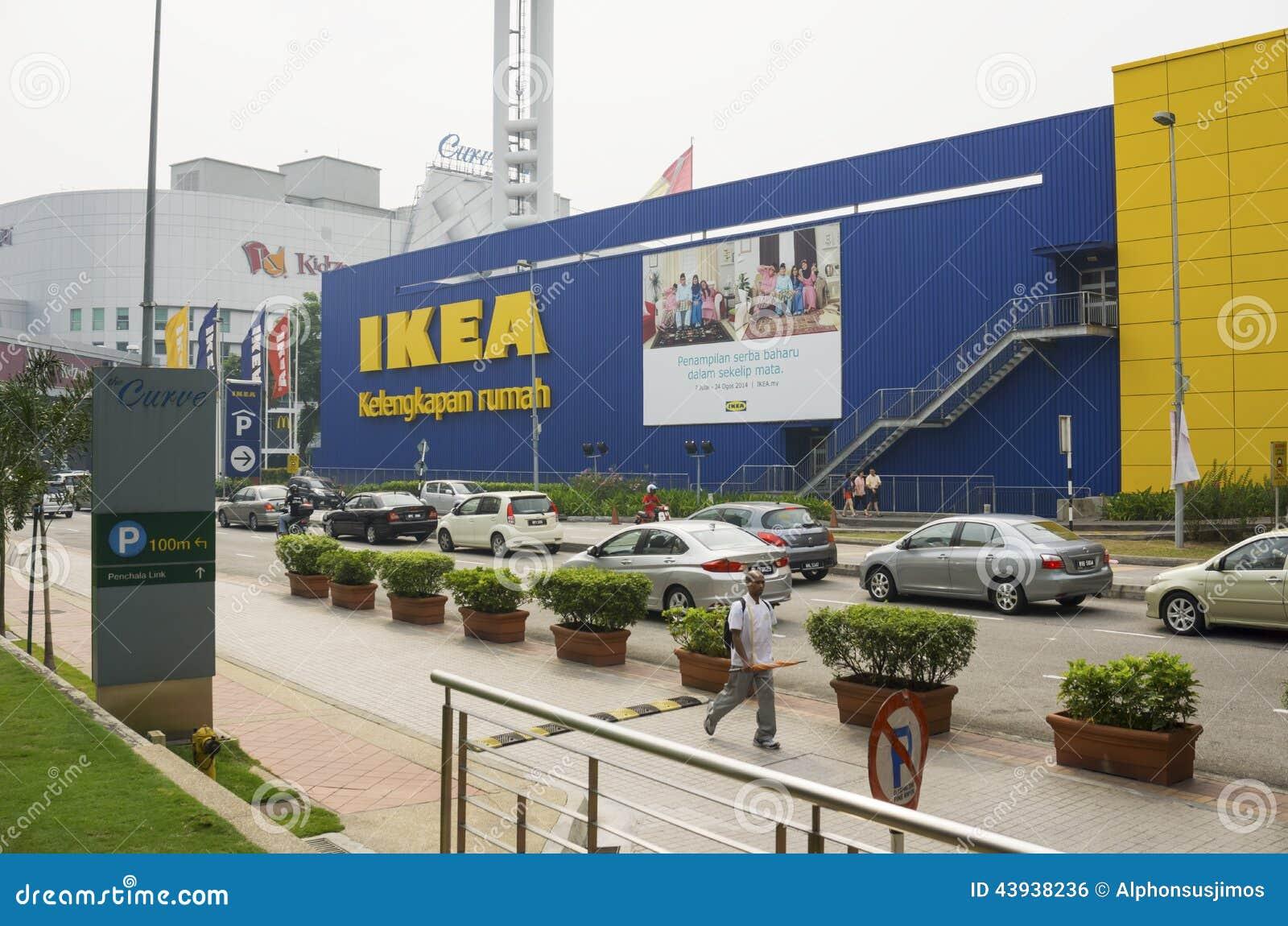 Ikea kuala lumpur store malaysia editorial photo image for Affordable furniture kuala lumpur