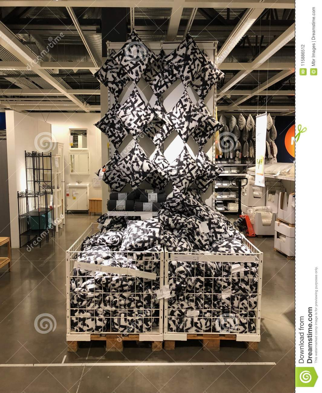 Ikea Store Editorial Photography Image Of Furnishings 115886512