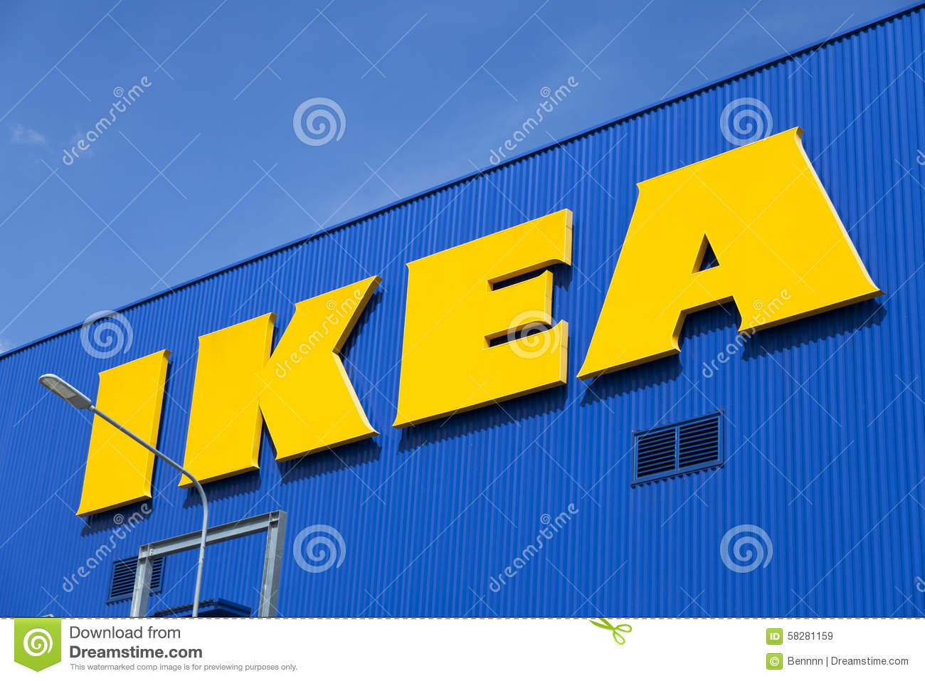 The ikea store editorial stock image image 58281159 for Ikea stehhocker