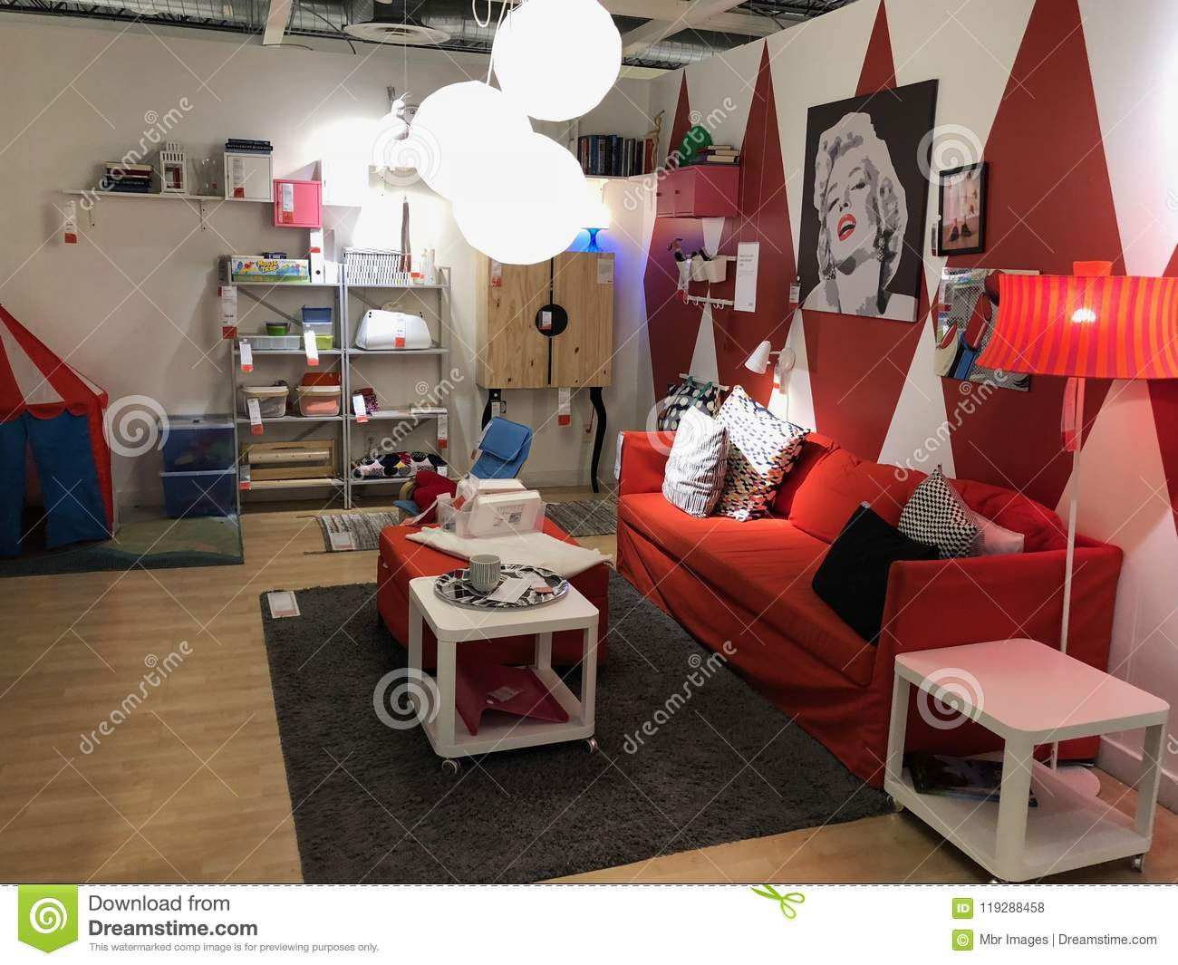 Ikea Store Editorial Stock Photo Image Of Fixtures 119288458