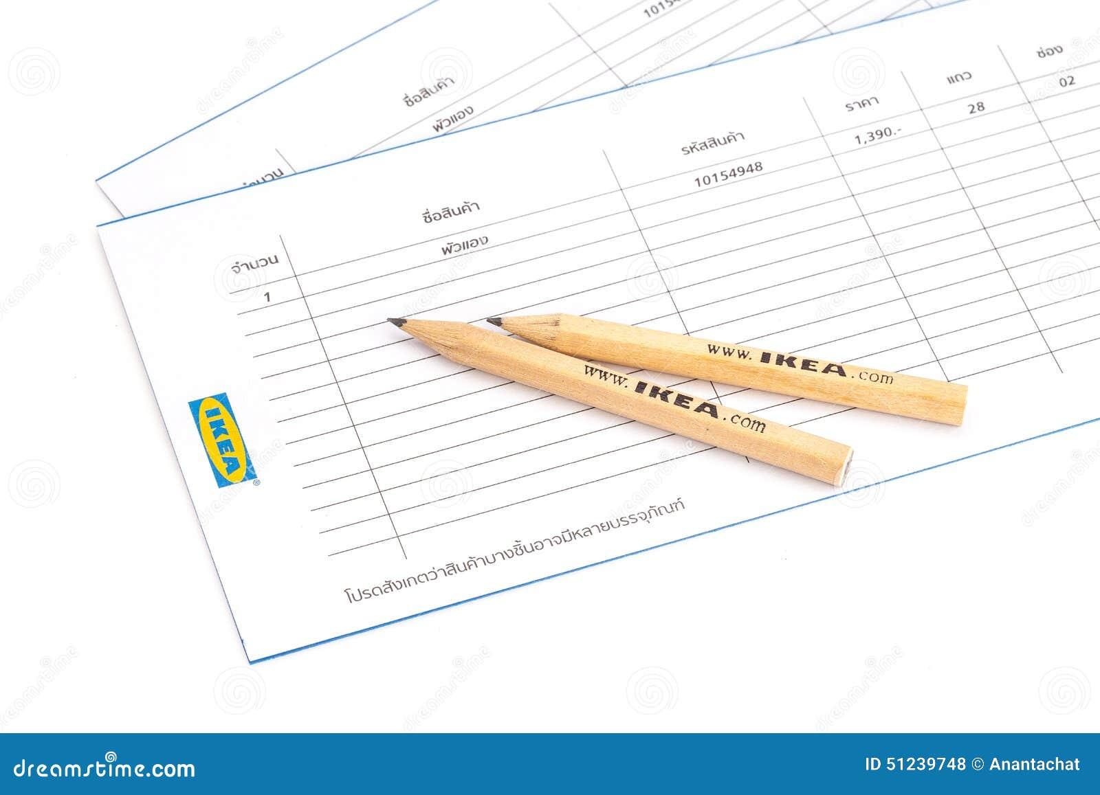 Ikea Einkaufsliste