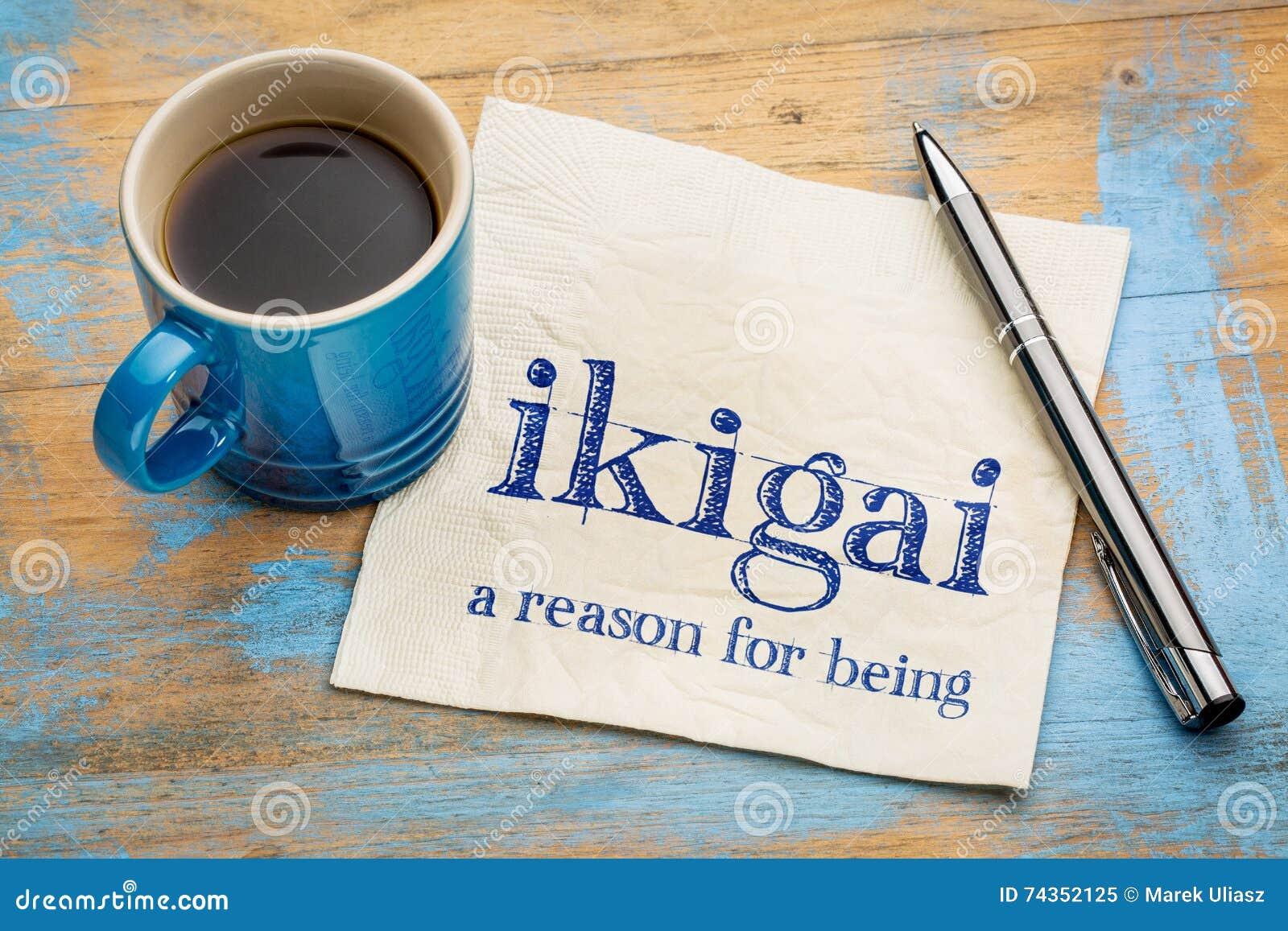 Ikigai - ένας λόγος για