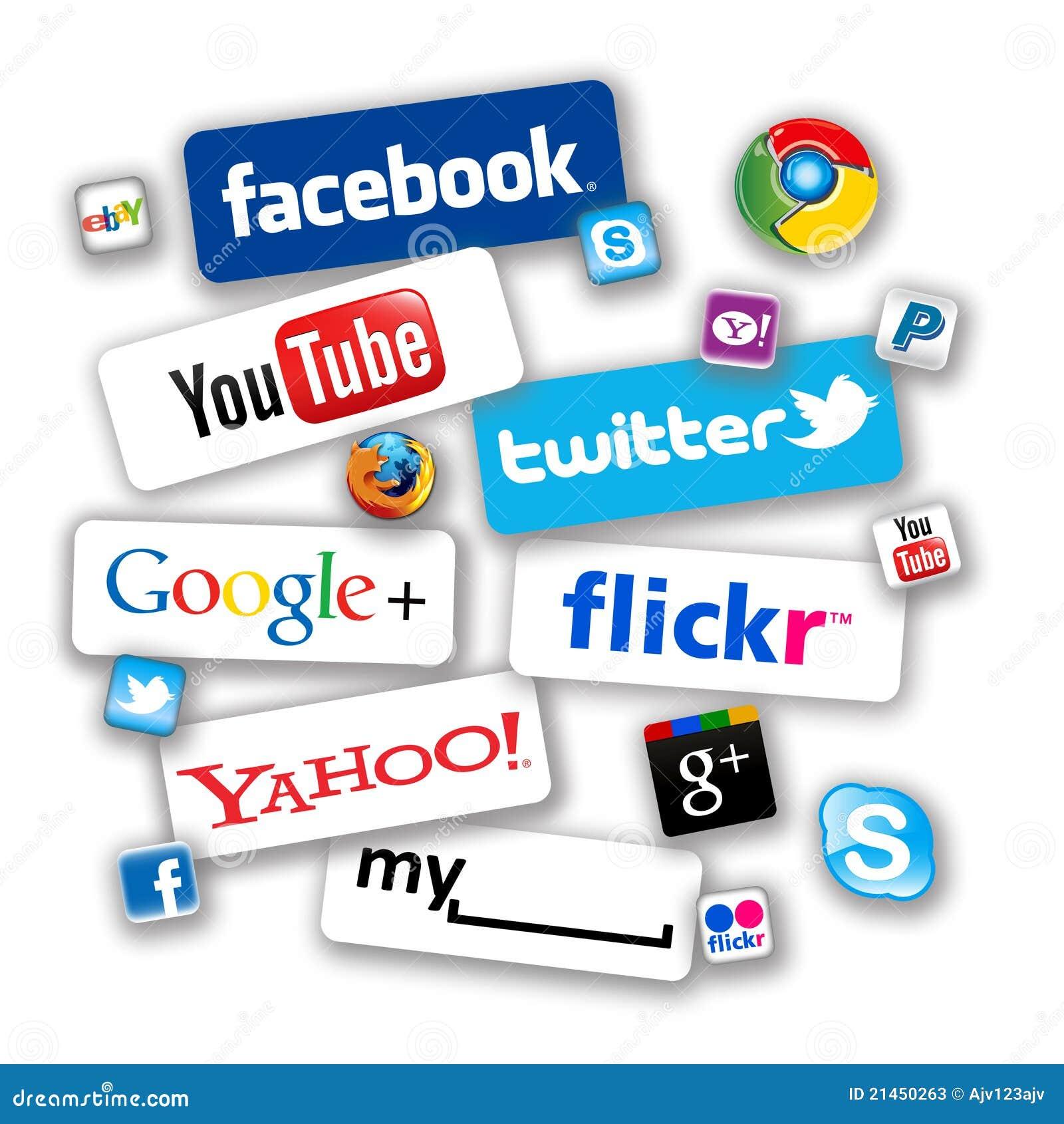 Ikon sieci socjalny