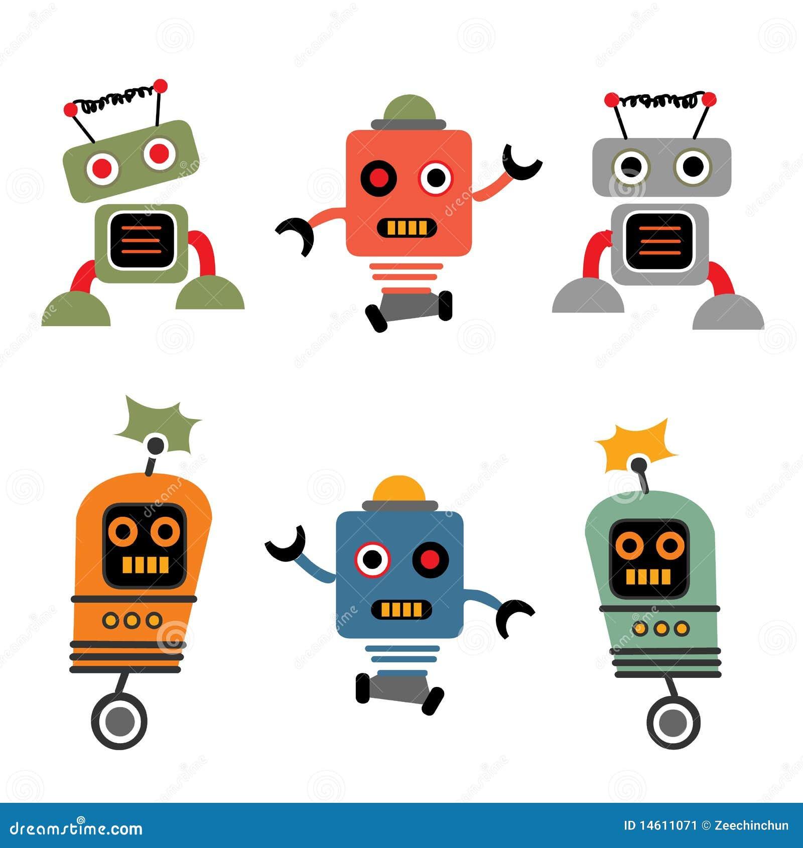 Ikona robot