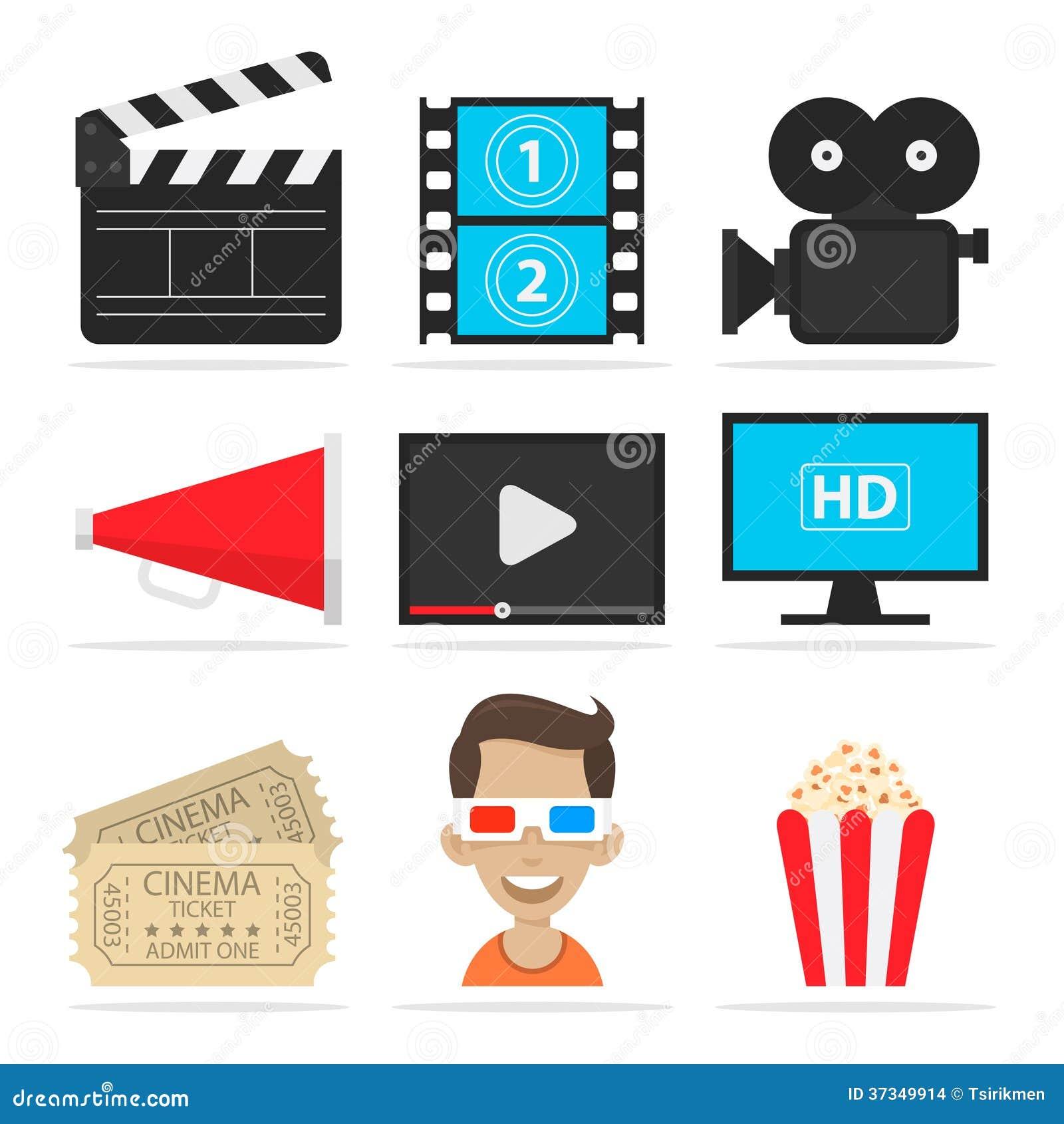 Ikona ustawiający kino