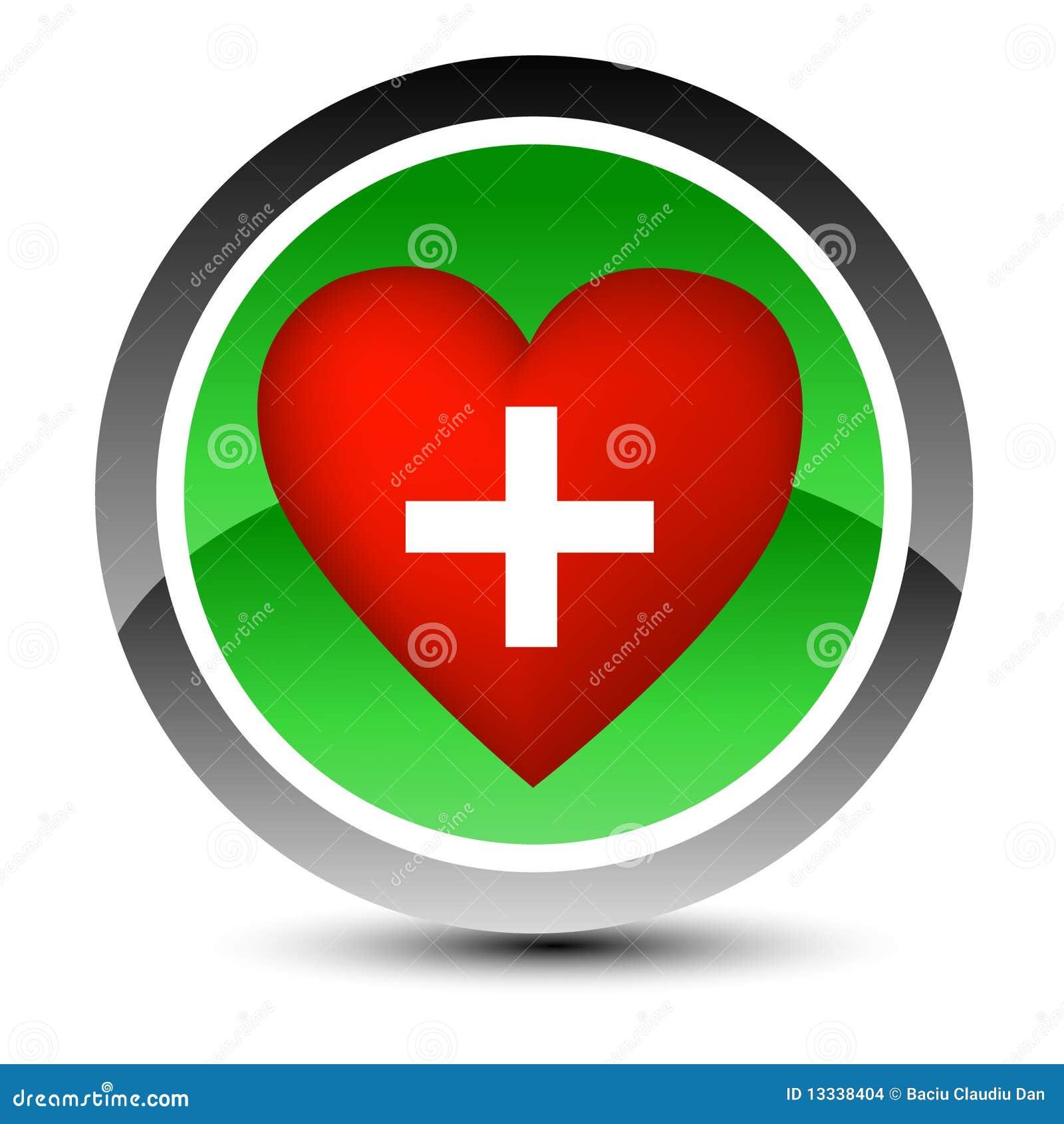 Ikona wektor ilustracyjny medyczny