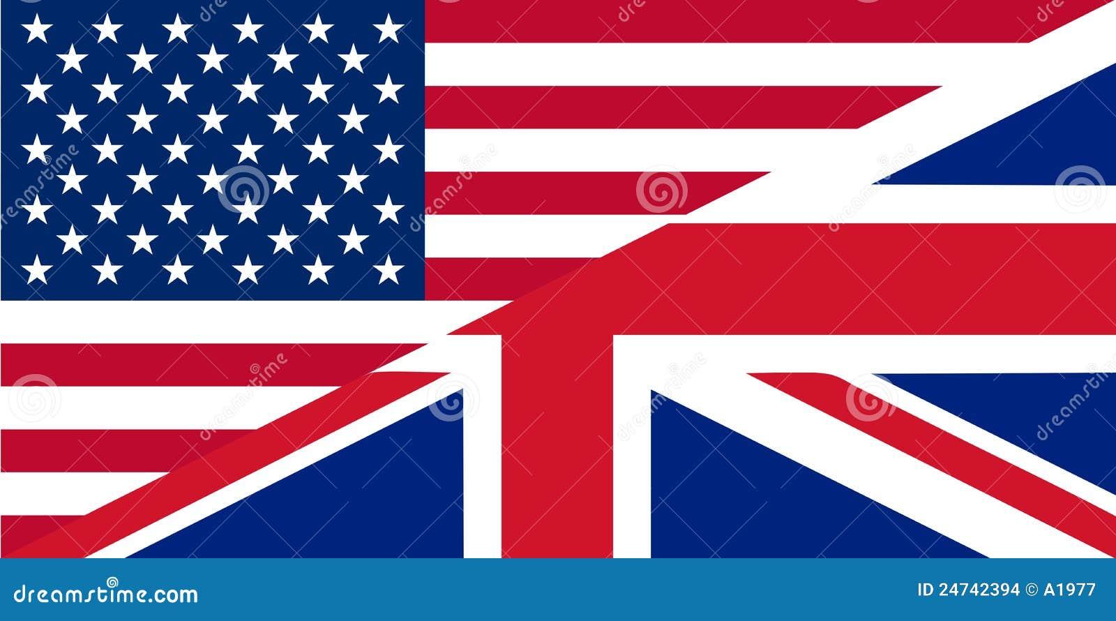 Britischen Englisch