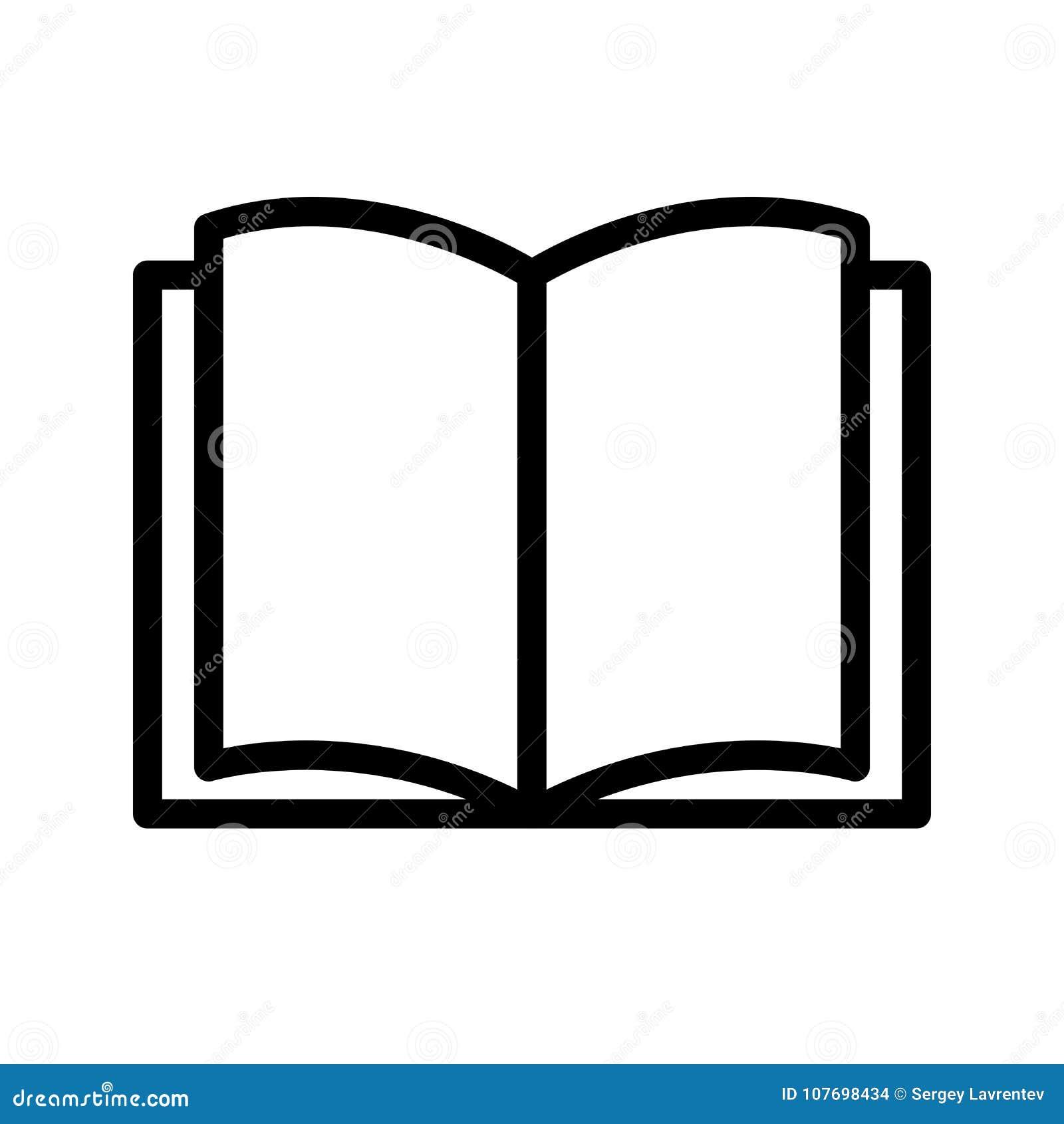 Ikone des offenen Buches