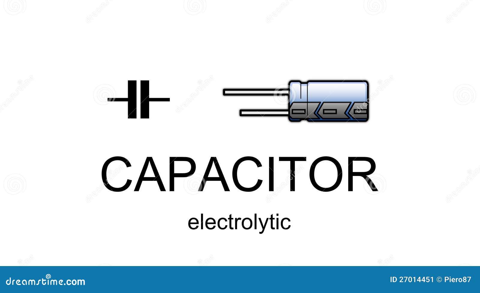 Ziemlich Was Ist Das Symbol Des Kondensators Galerie - Elektrische ...