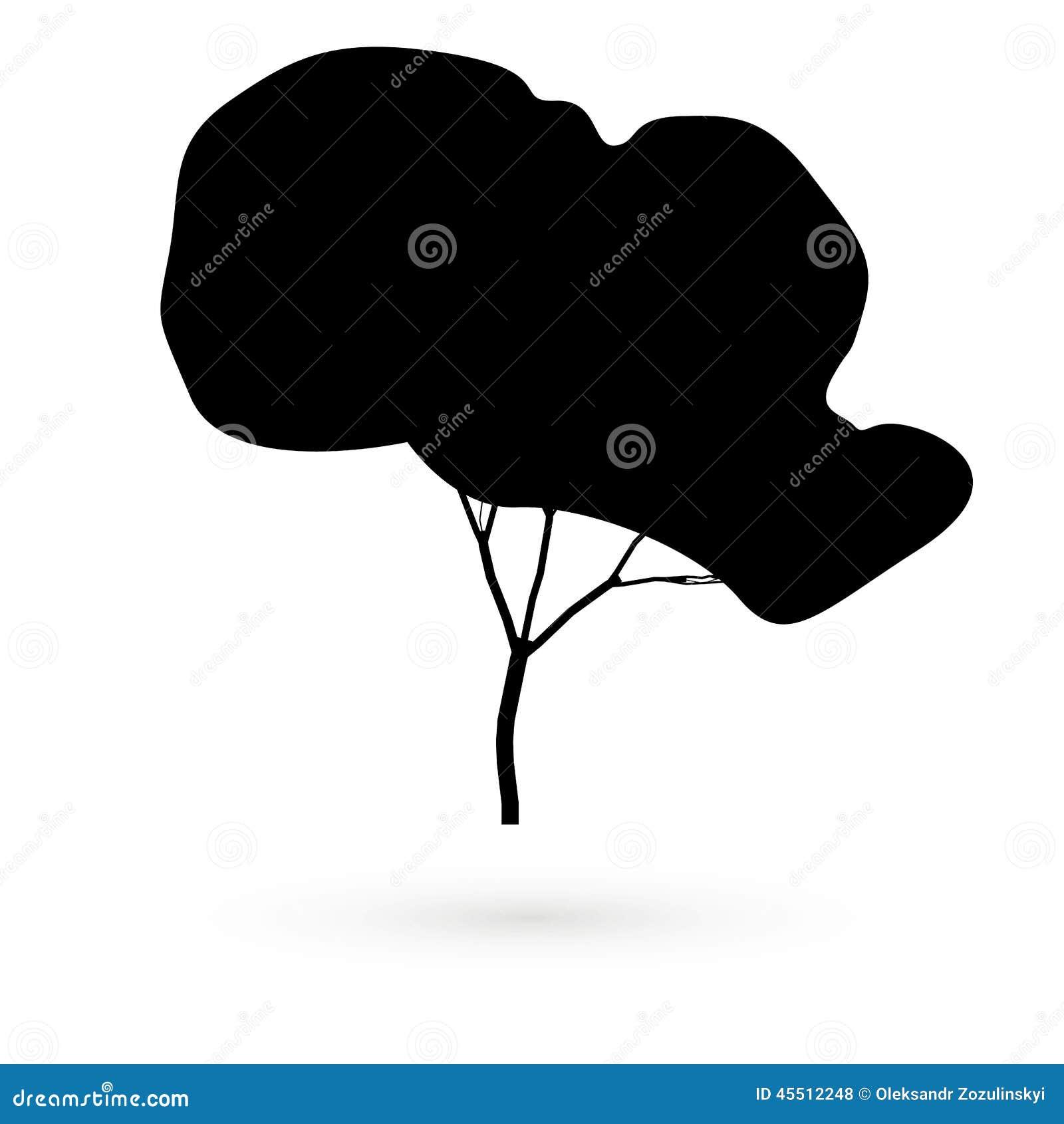 Ikony czarny drewno raster