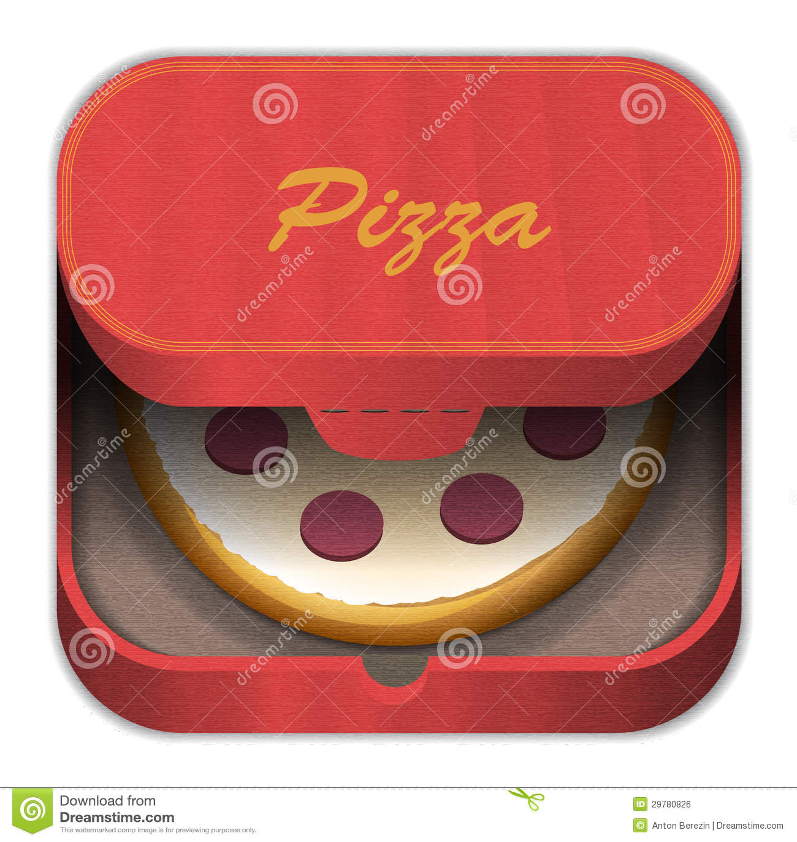 Ikony pizza