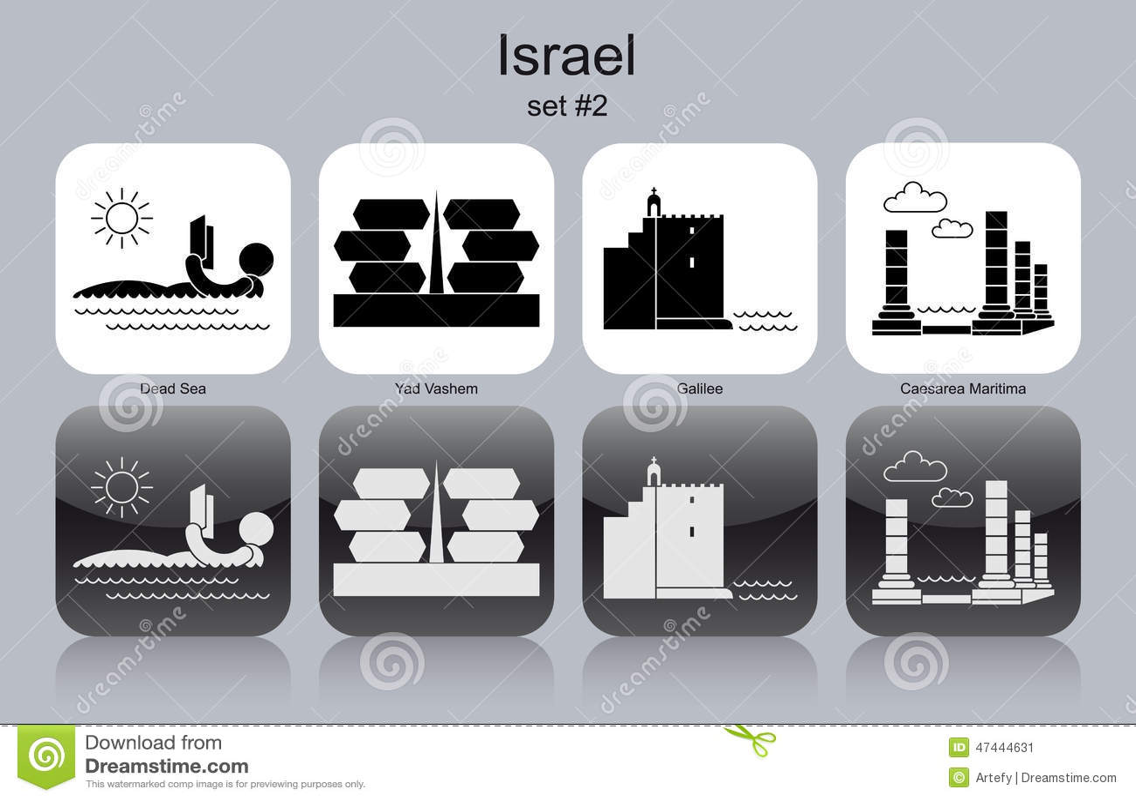 Ikony Izrael