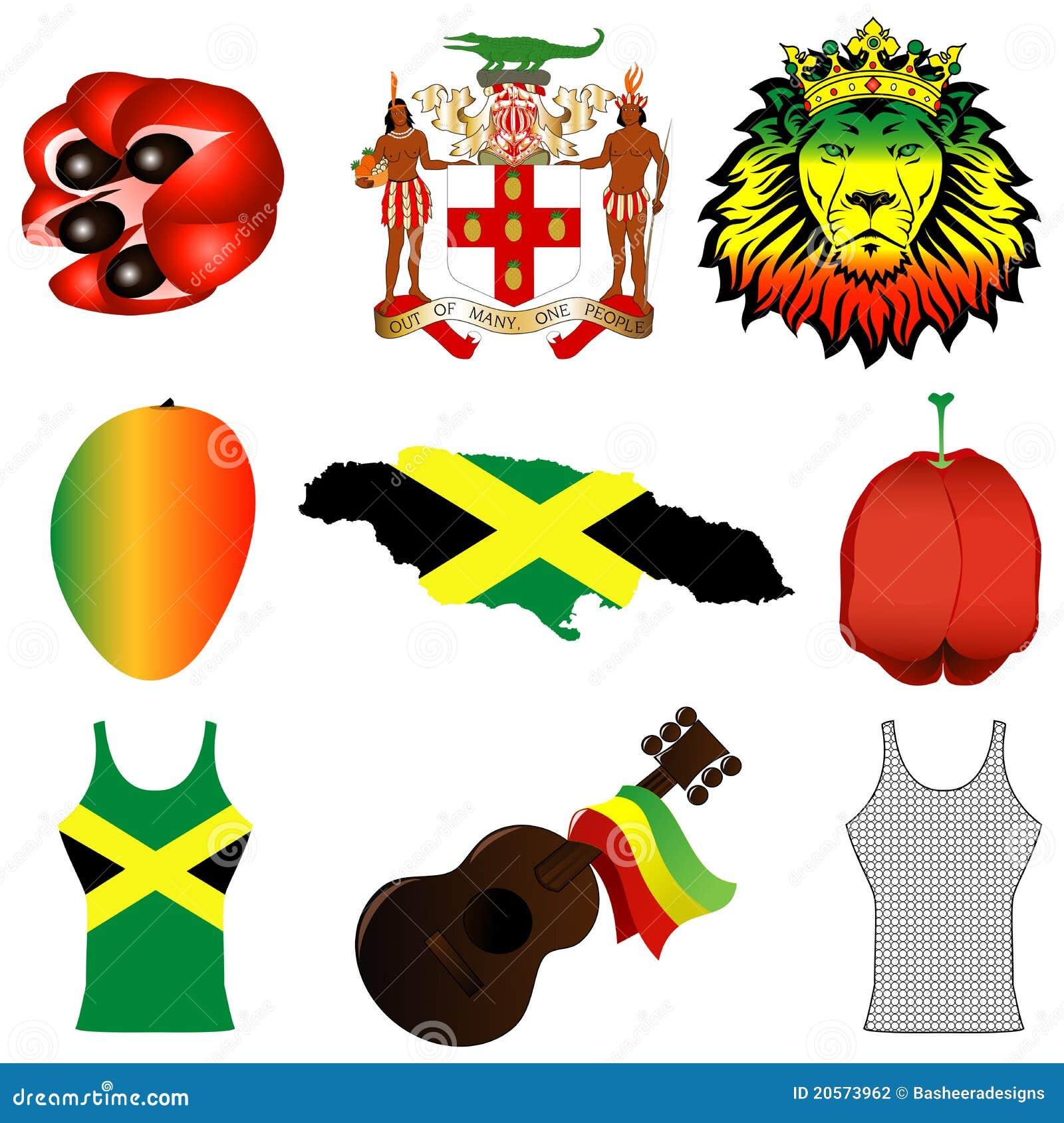 Ikony jamajskie