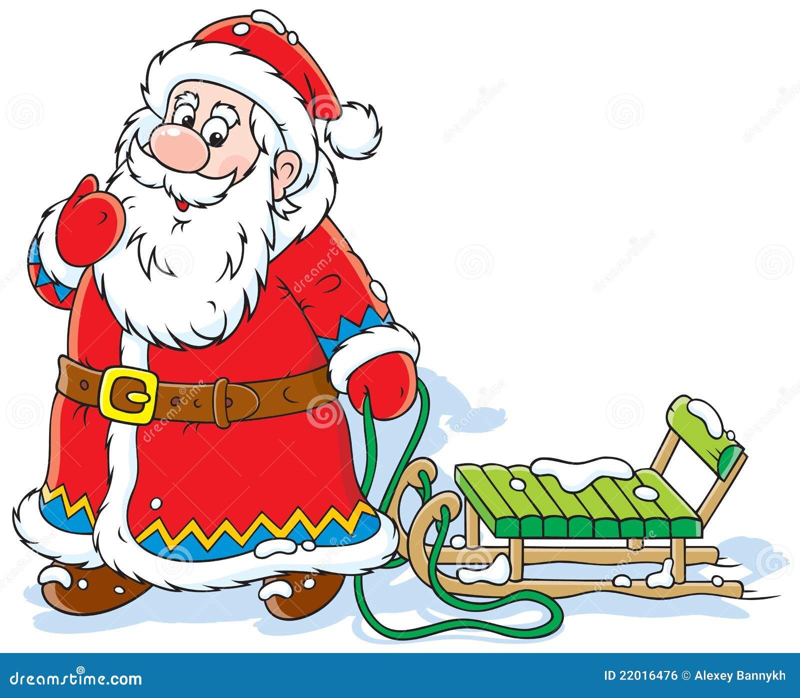 Santa And Mrs Claus Stock Photo Santa Claus