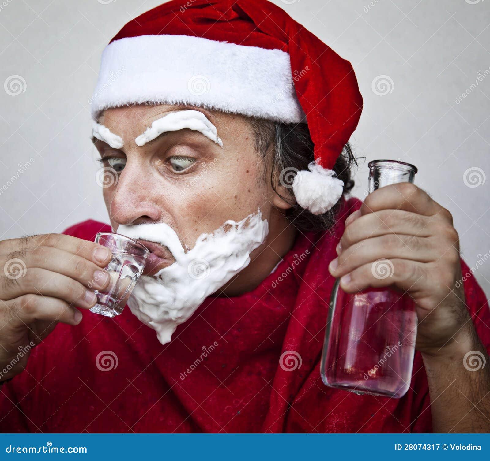 Il Babbo Natale molto cattivo